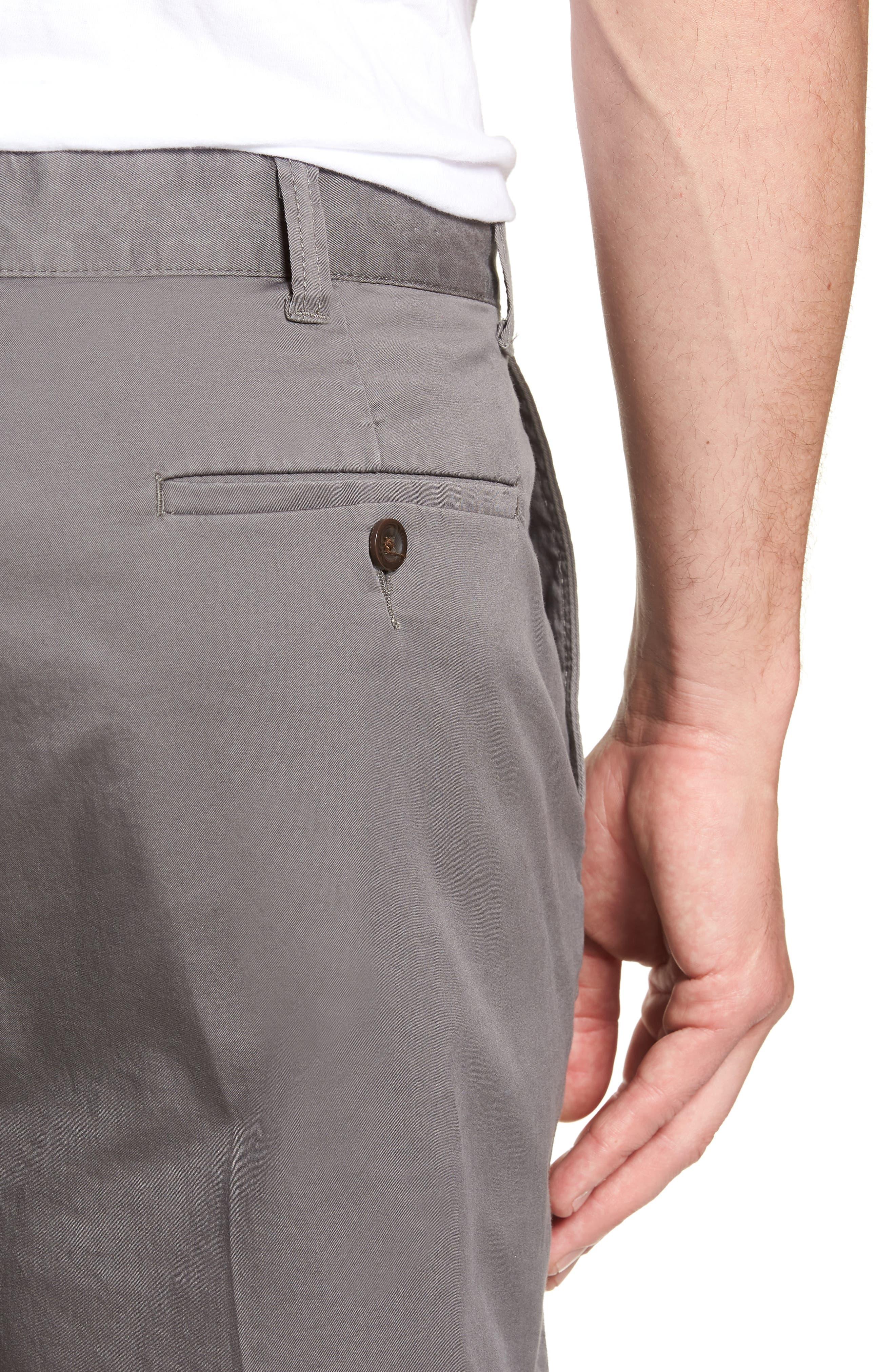 Stretch Cotton Shorts,                             Alternate thumbnail 12, color,