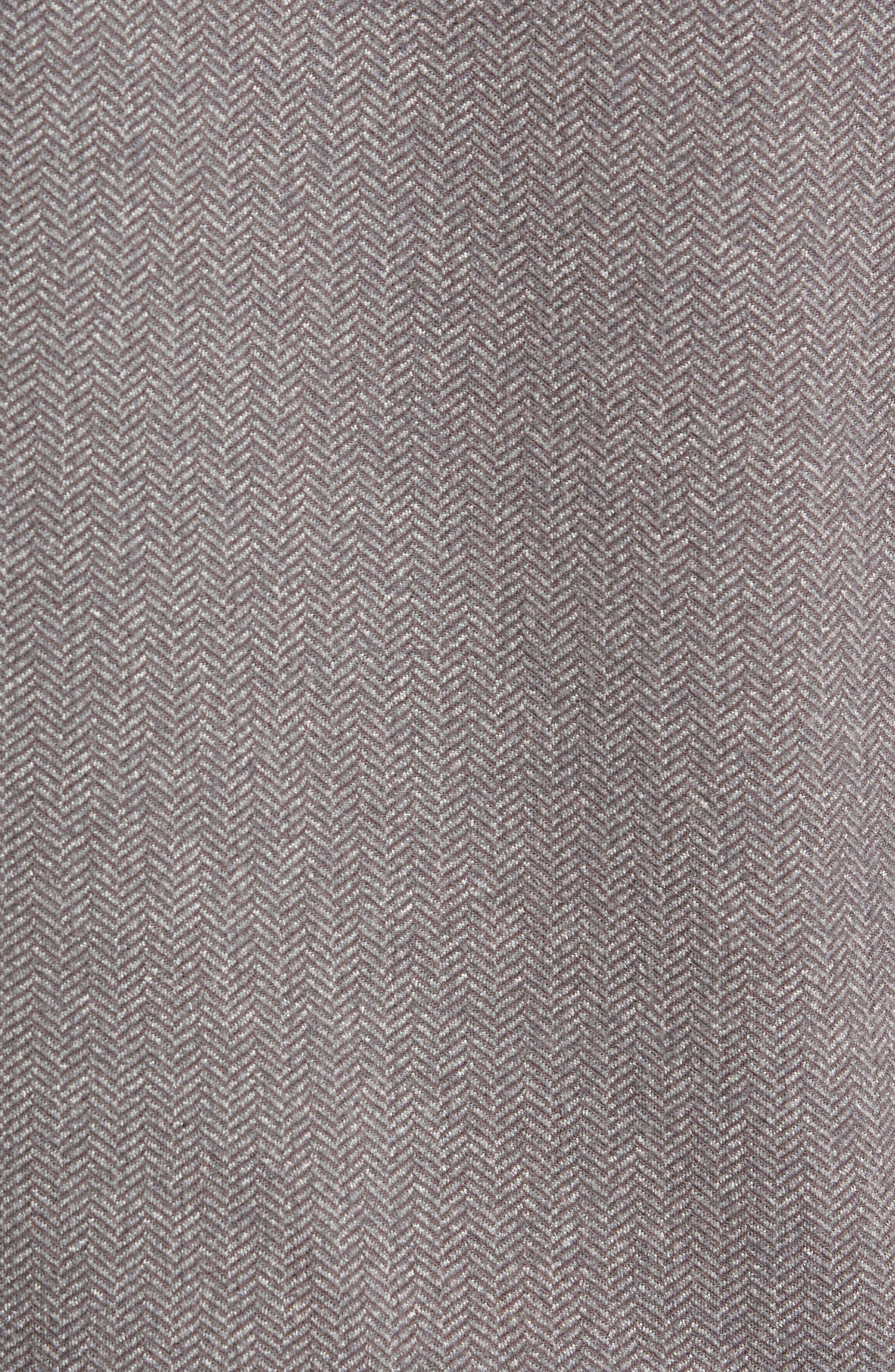 MIZZEN+MAIN,                             Kodiak Regular Fit Henley Top,                             Alternate thumbnail 5, color,                             027