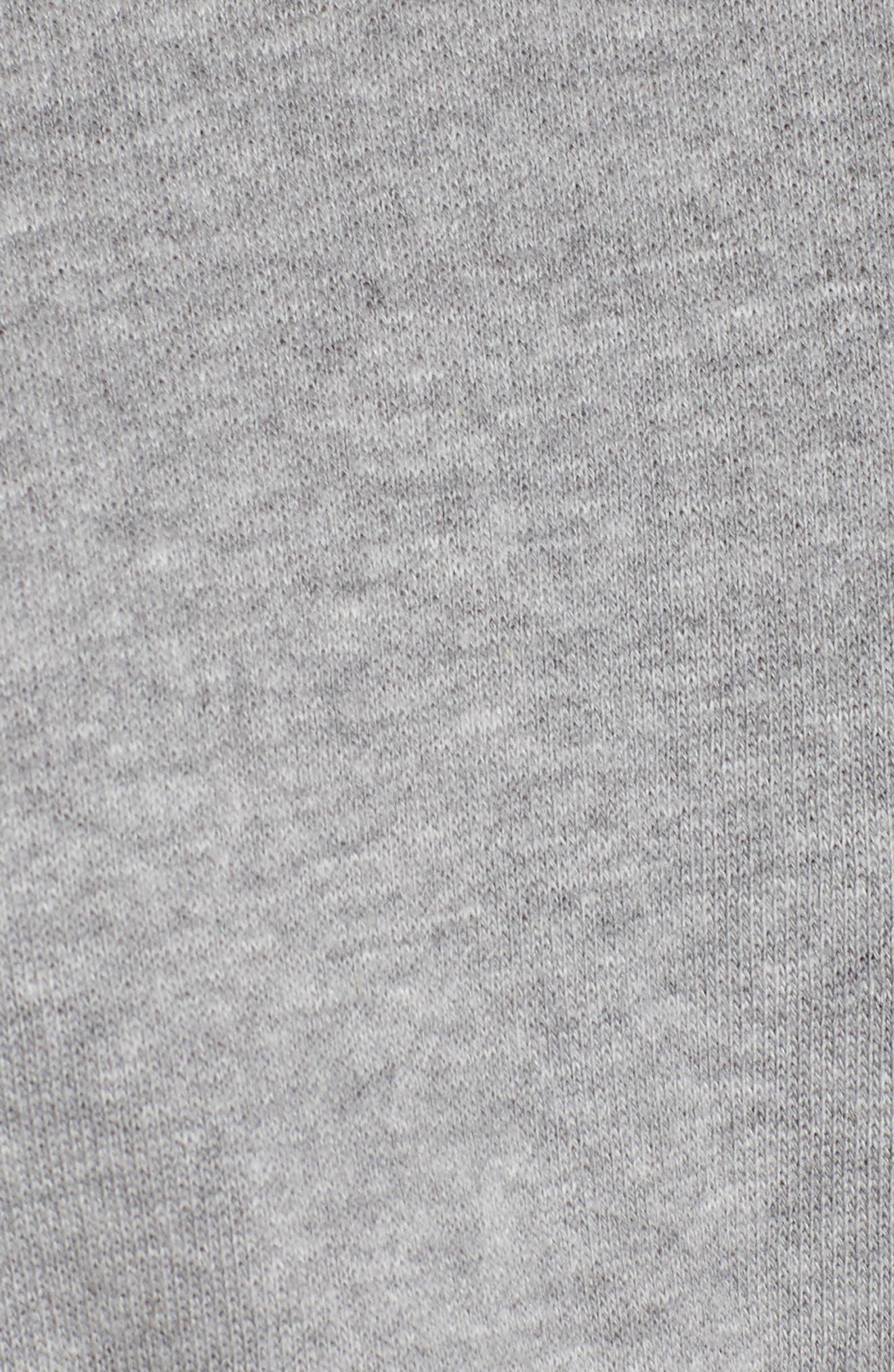 Crop Sweatshirt,                             Alternate thumbnail 5, color,                             020