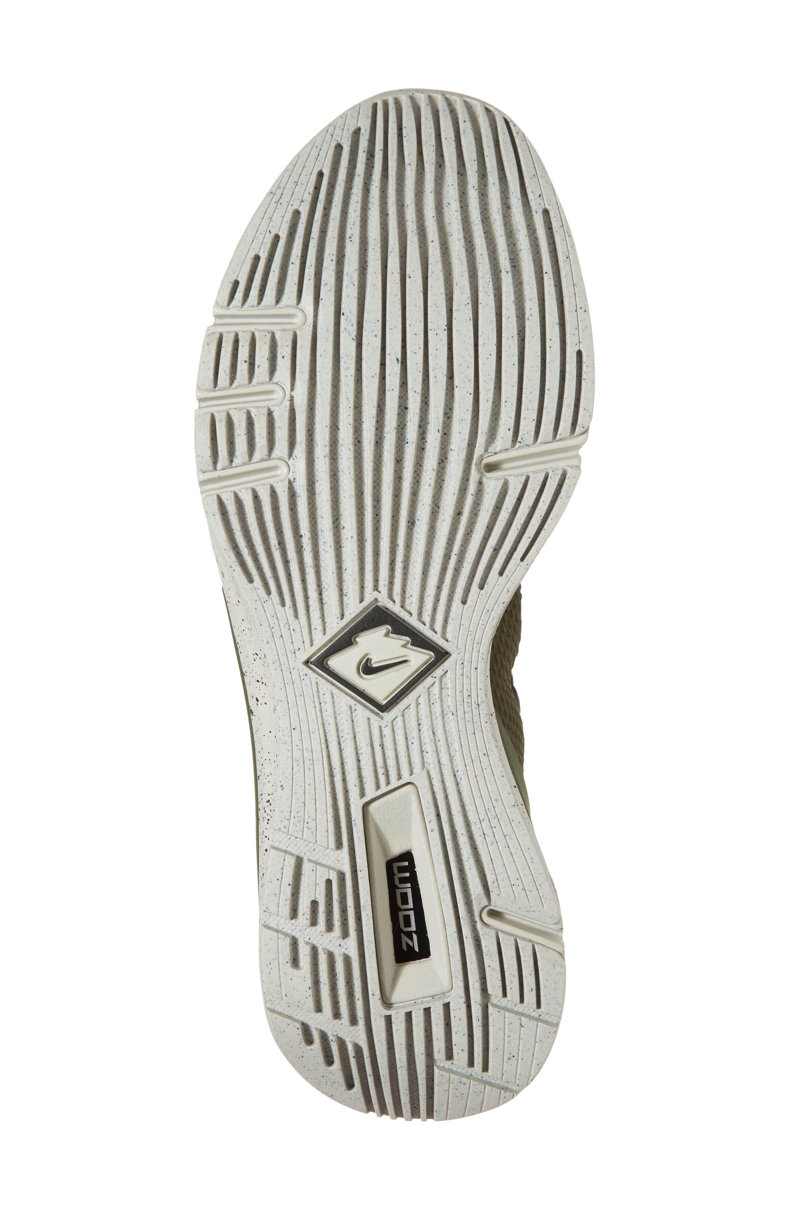 Air Zoom Grade Sneaker,                             Alternate thumbnail 17, color,