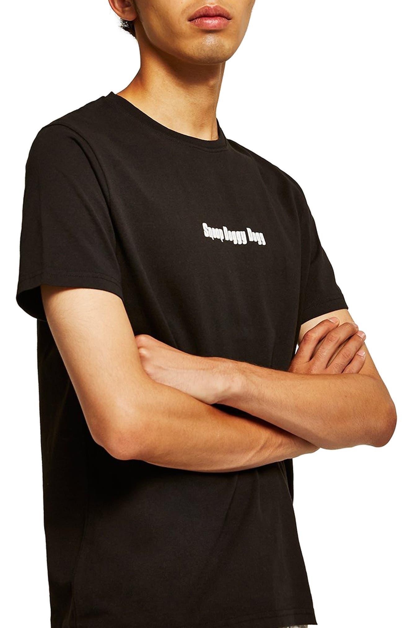 Snoop Dogg T-Shirt,                             Main thumbnail 1, color,                             001
