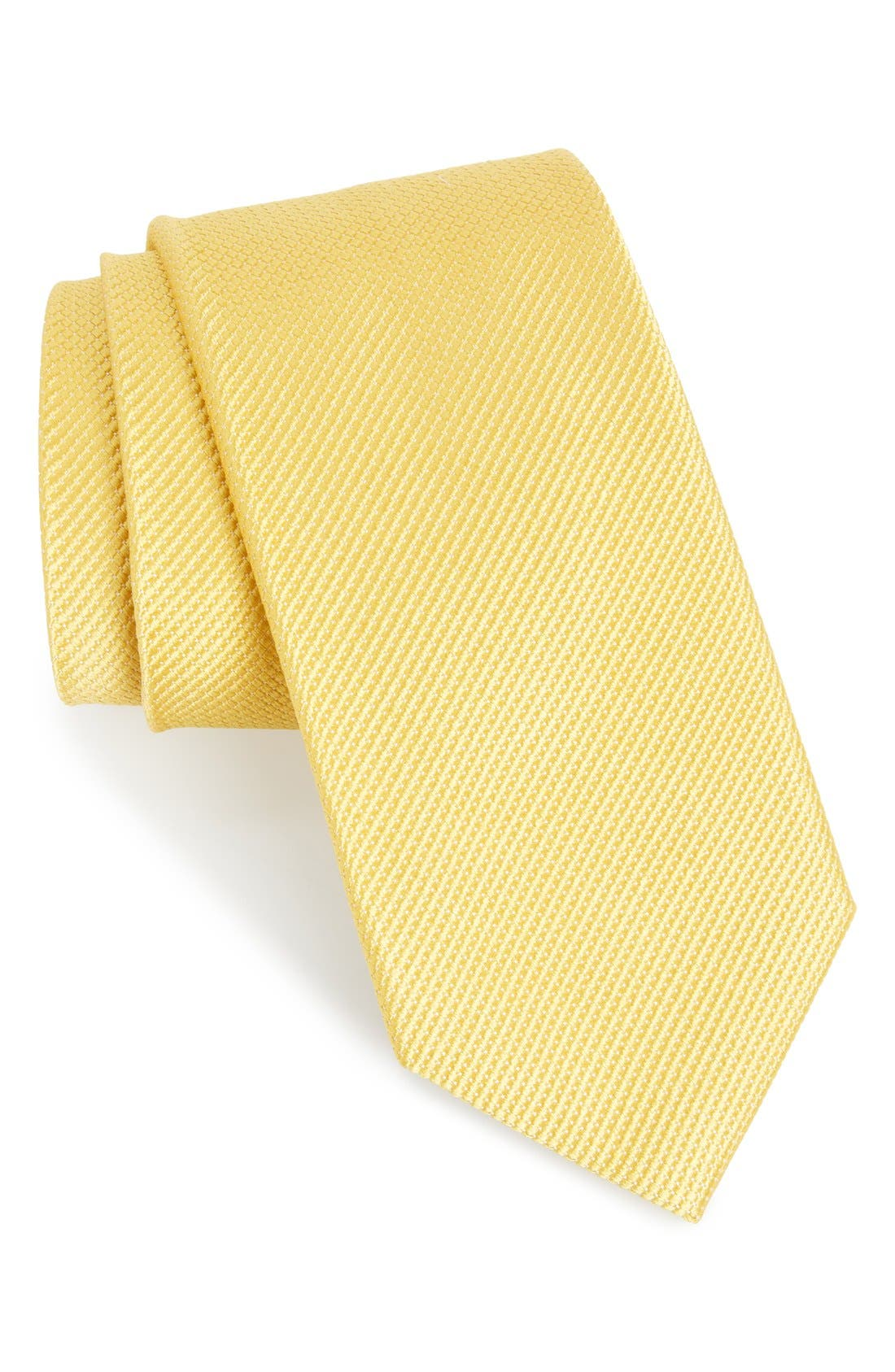 Solid Silk Tie,                             Main thumbnail 43, color,