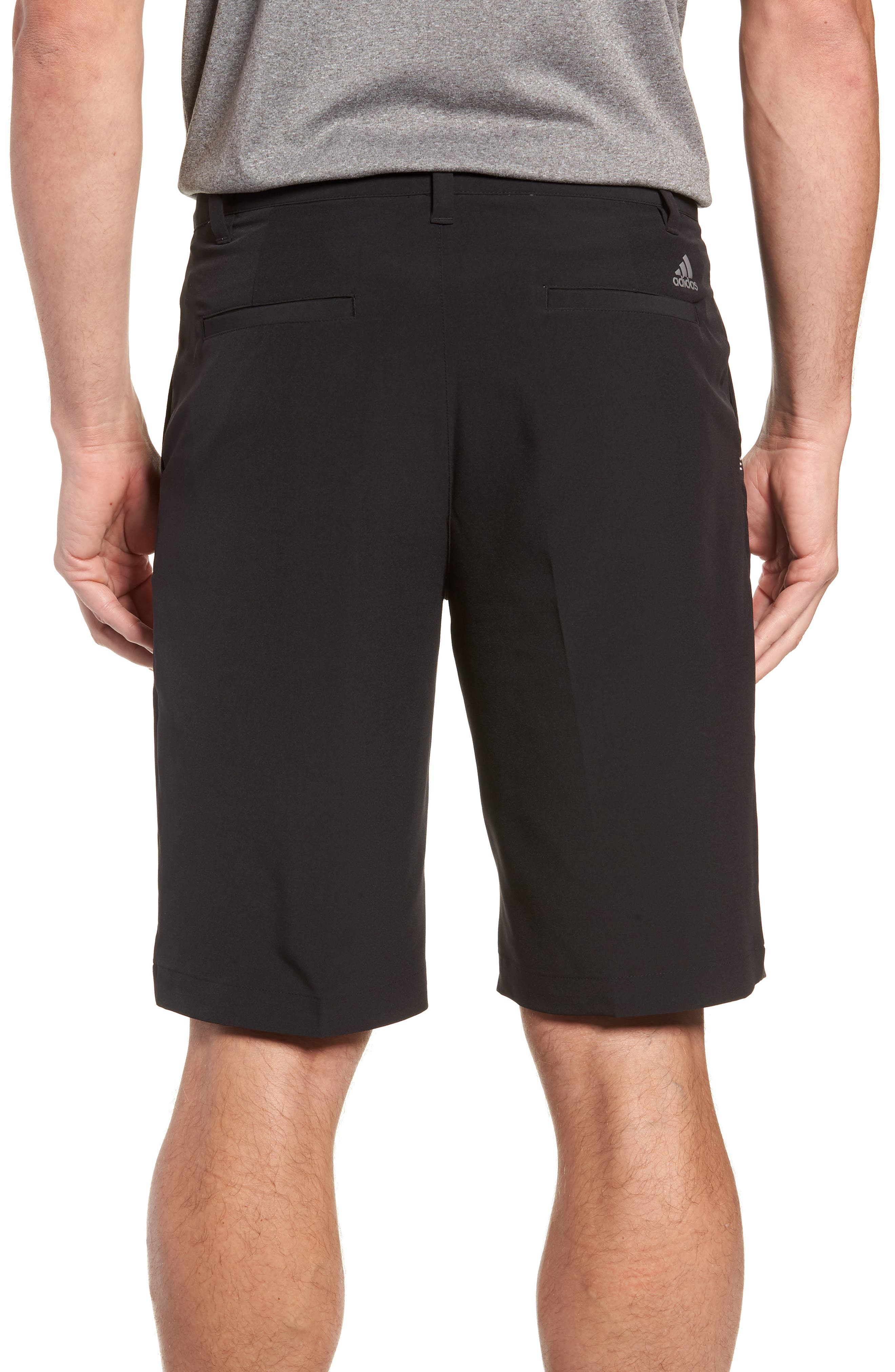 adidas Essentials Ultimate 365 Regular Fit Shorts,                             Alternate thumbnail 2, color,                             001
