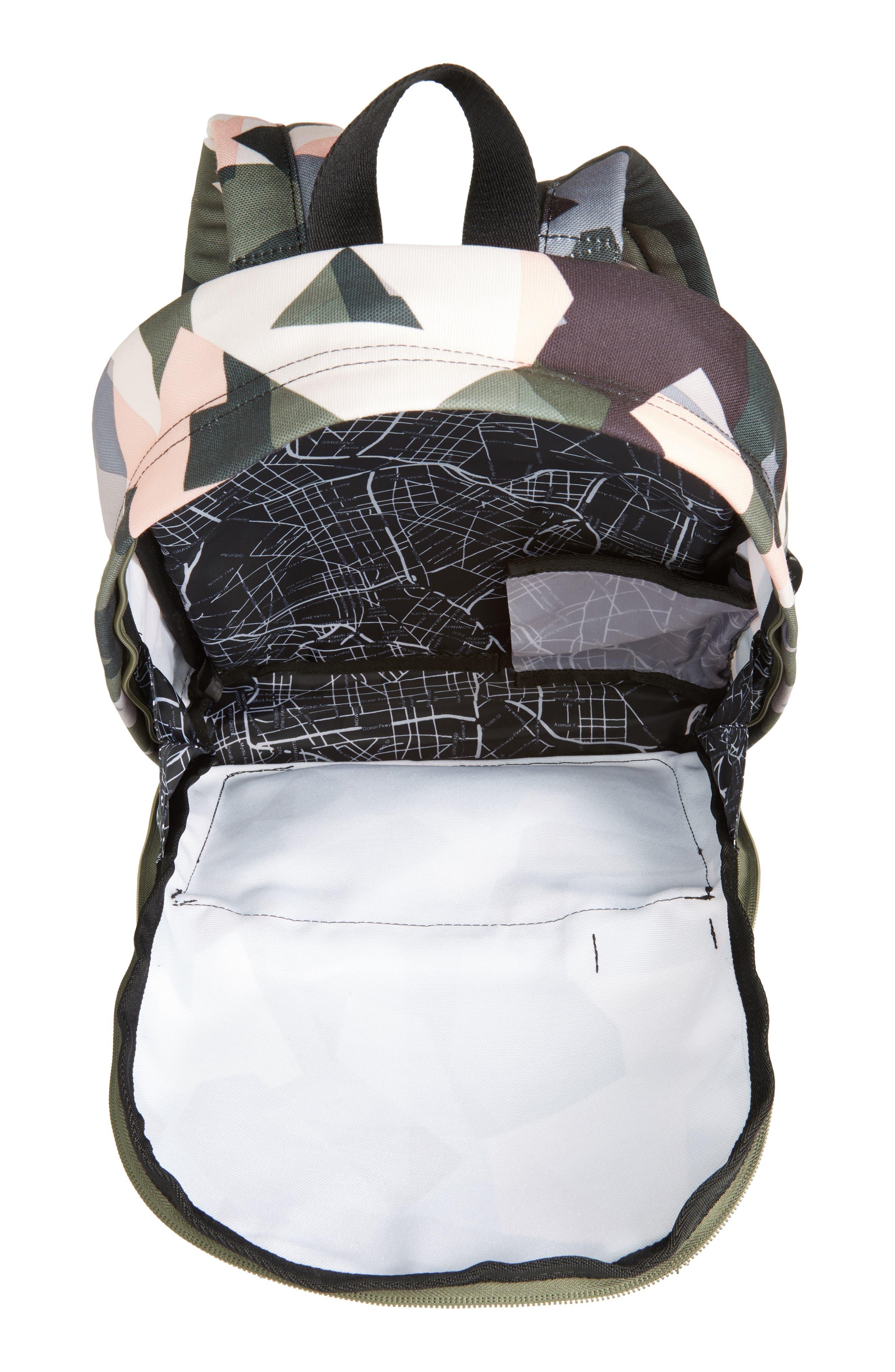 Kensington Slim Lorimer Backpack,                             Alternate thumbnail 4, color,                             650