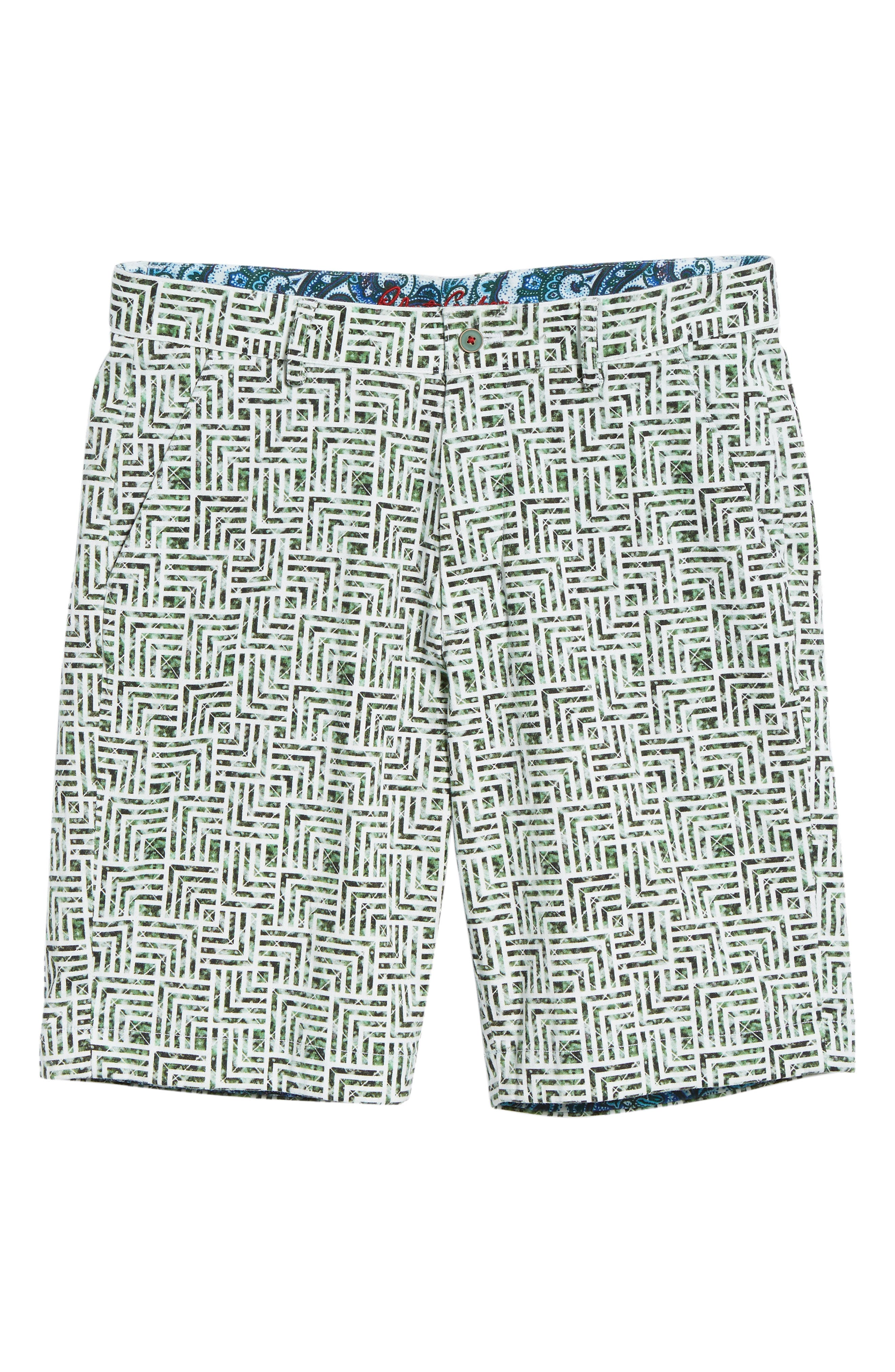 Cristobal Woven Shorts,                             Alternate thumbnail 6, color,