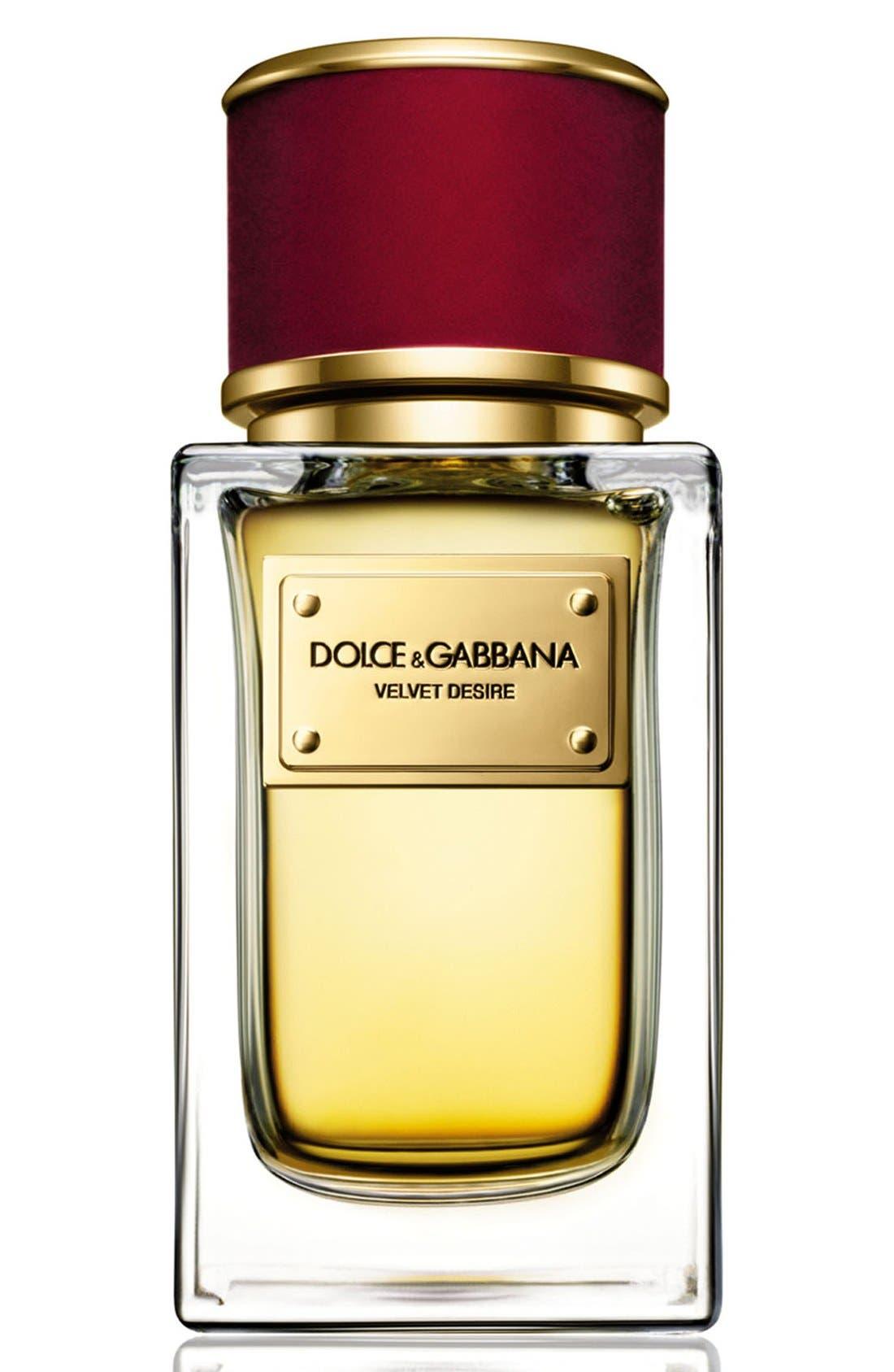 'Velvet Desire' Eau de Parfum,                         Main,                         color, 000