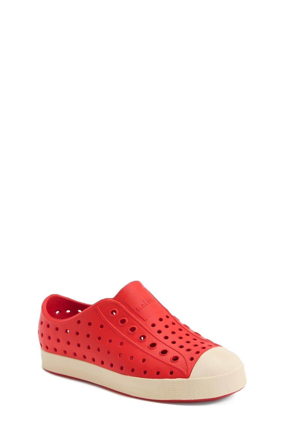 'Jefferson' Water Friendly Slip-On Sneaker,                             Main thumbnail 56, color,
