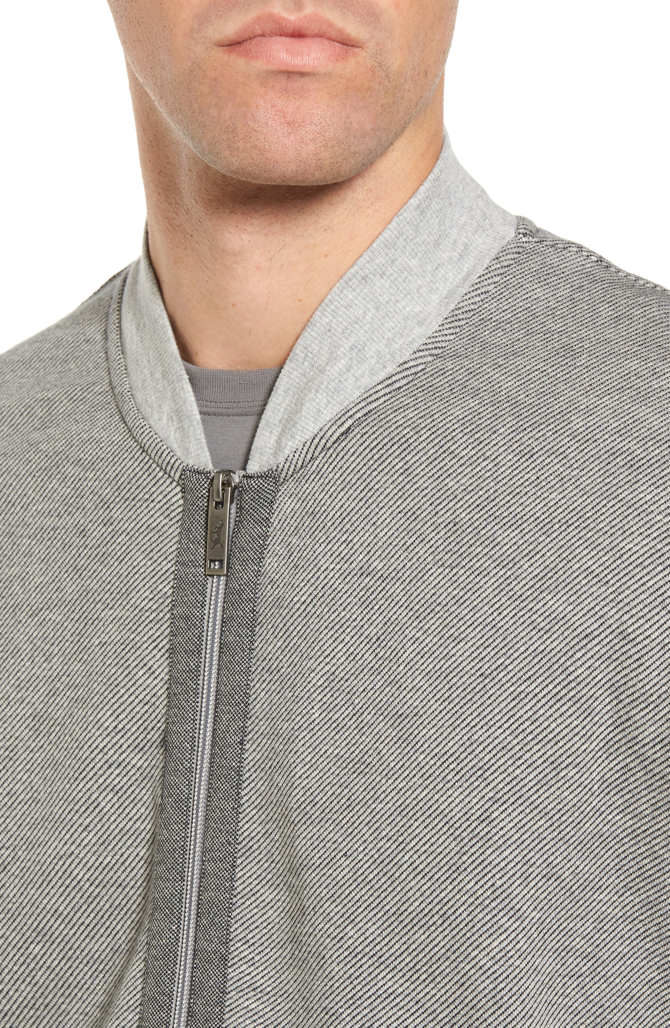Alderson Ave Fleece Jacket,                             Alternate thumbnail 4, color,                             020