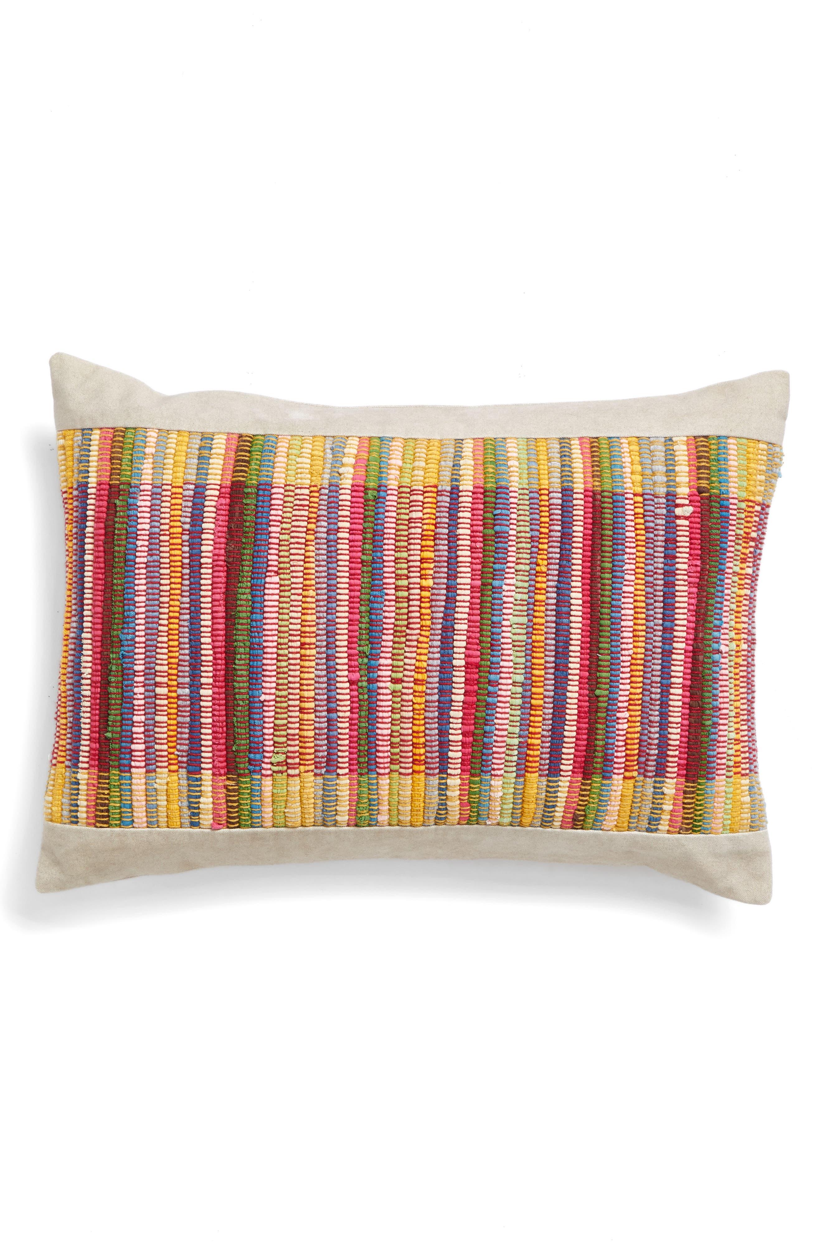 Woven Accent Pillow,                             Main thumbnail 1, color,                             250