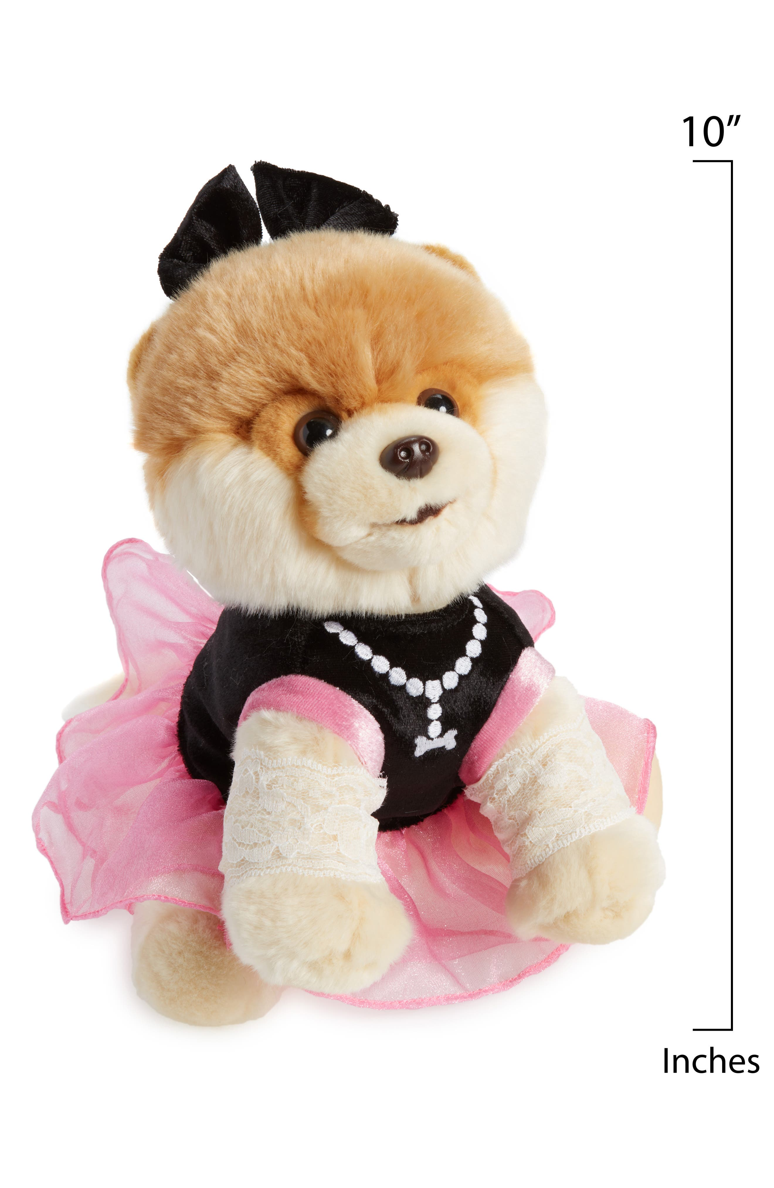 Pop Star Boo Stuffed Animal,                             Alternate thumbnail 2, color,                             650