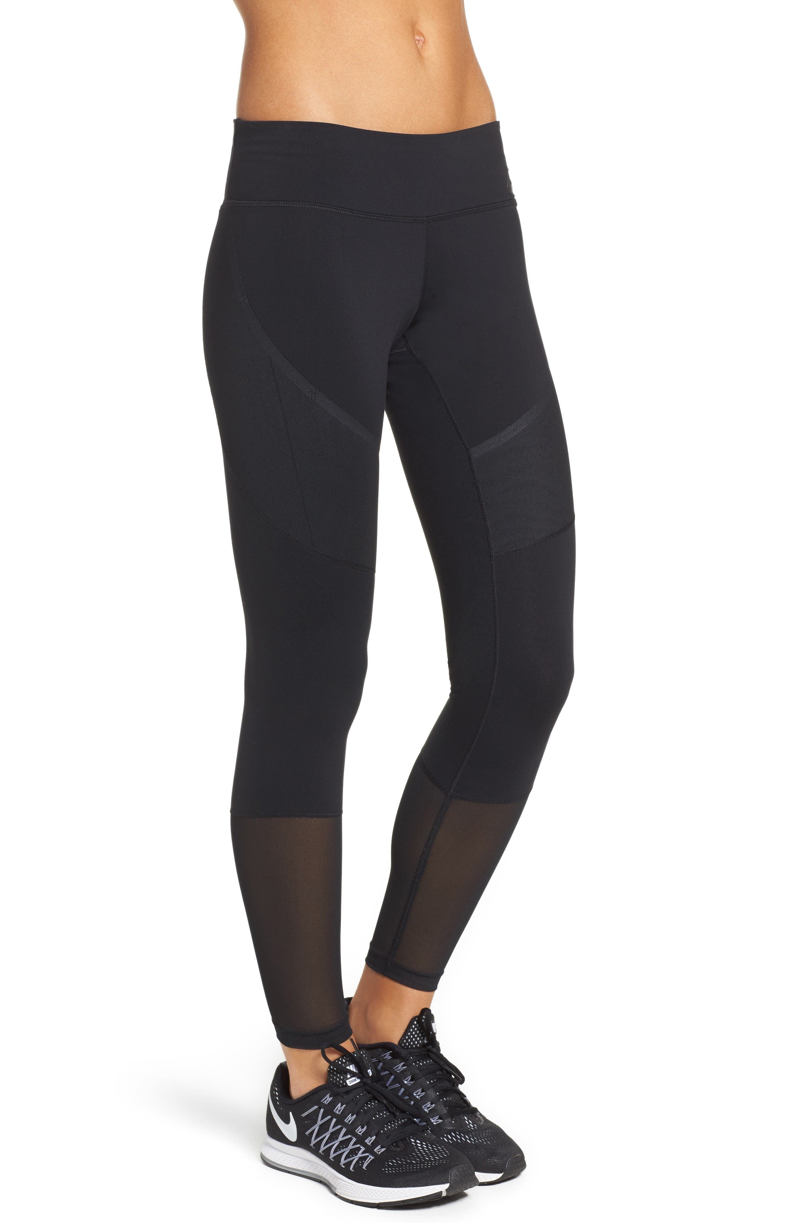 Power Legendary Training Tights,                             Alternate thumbnail 3, color,                             010