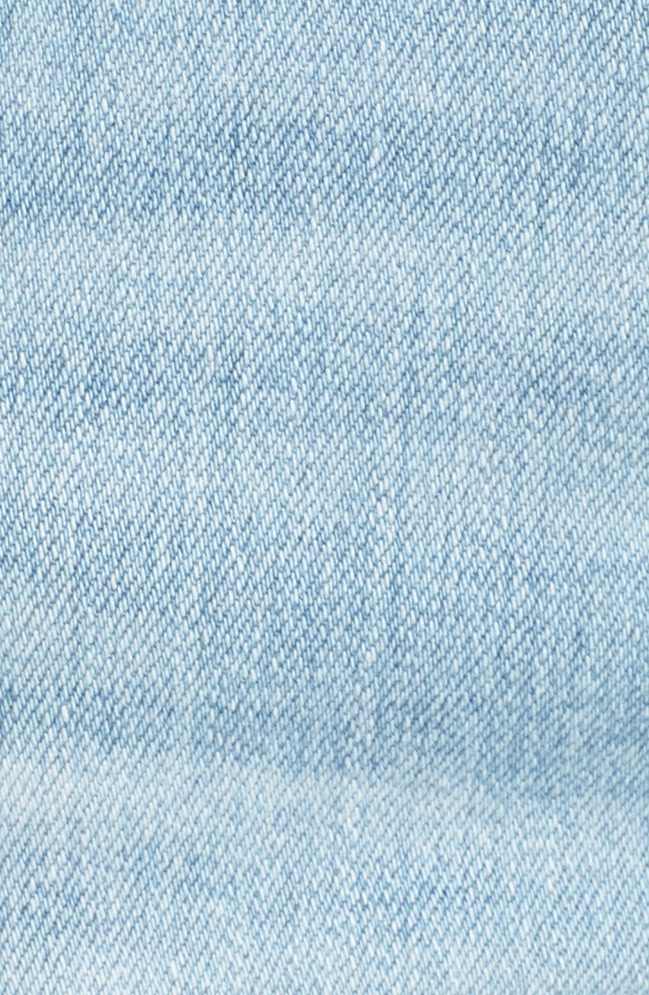 The Legging Ankle Super Skinny Jeans,                             Alternate thumbnail 70, color,