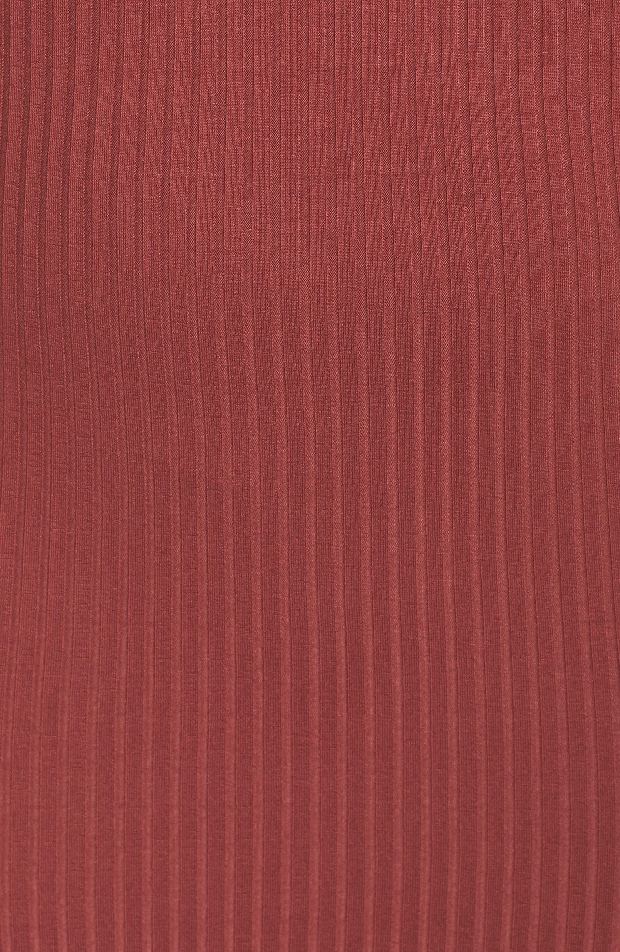 Layered Tee & Midi Slipdress,                             Alternate thumbnail 10, color,