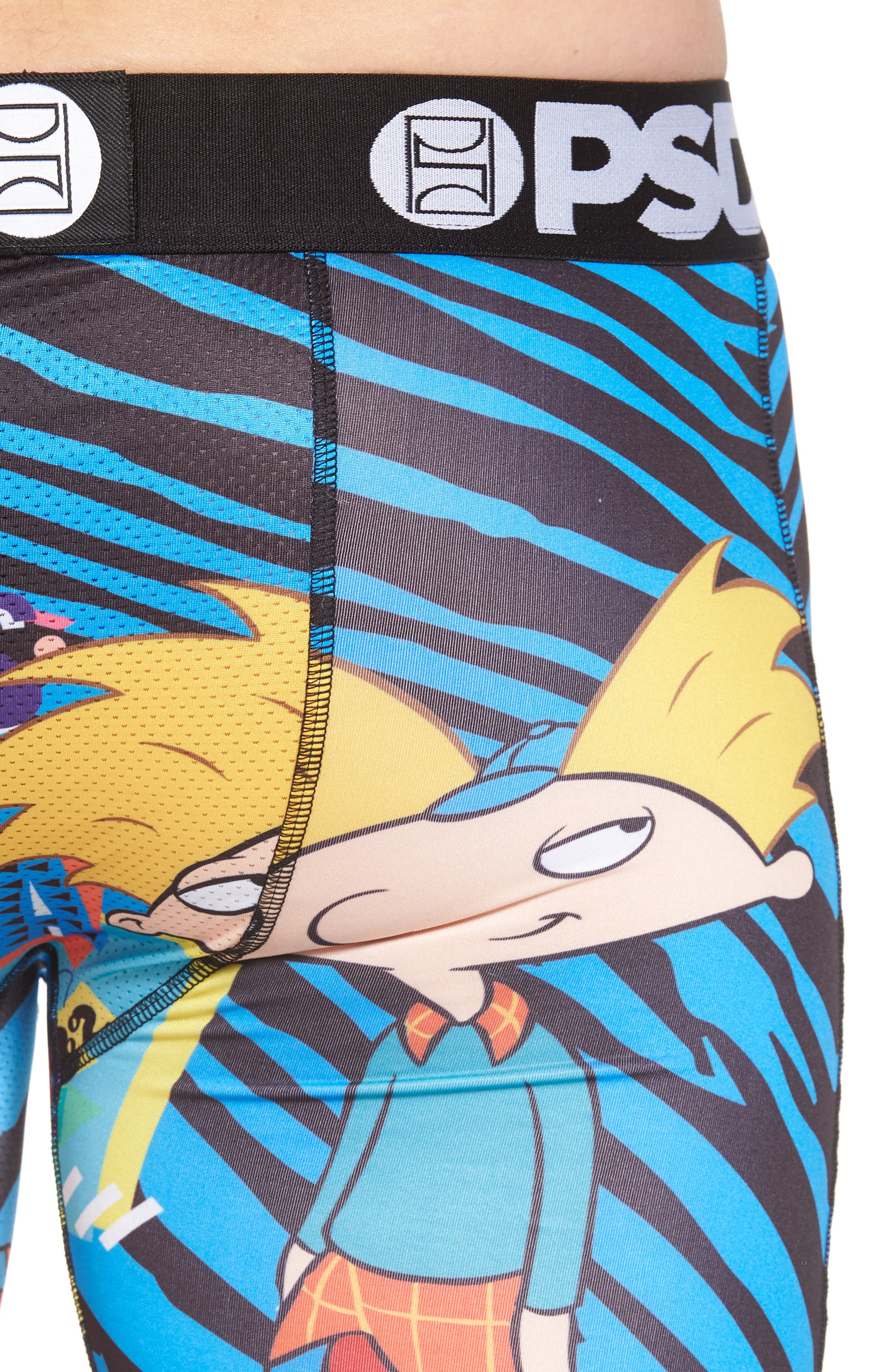Hey Arnold Boxer Briefs,                             Alternate thumbnail 5, color,                             400