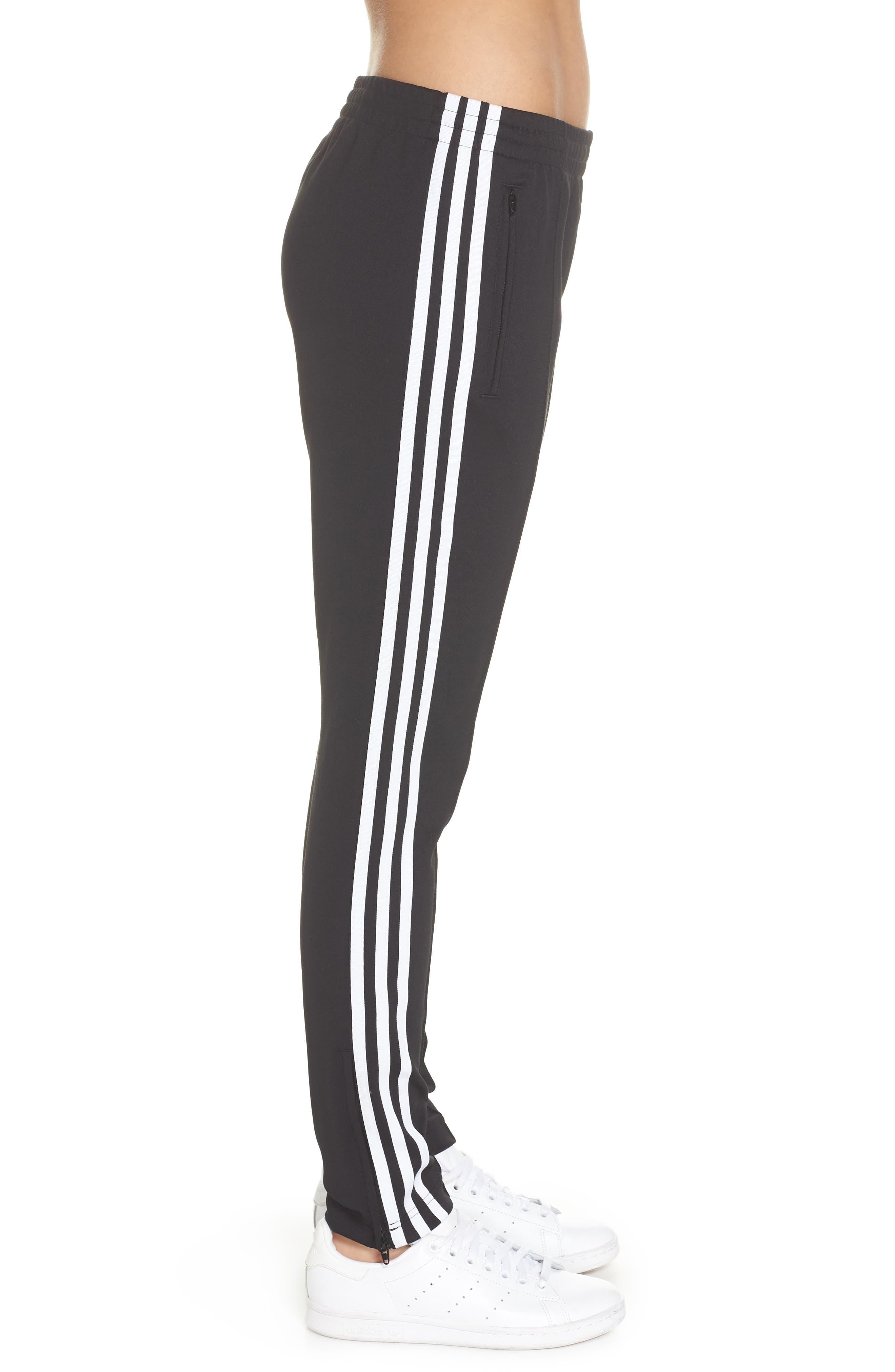 SST Track Pants,                             Alternate thumbnail 3, color,                             BLACK