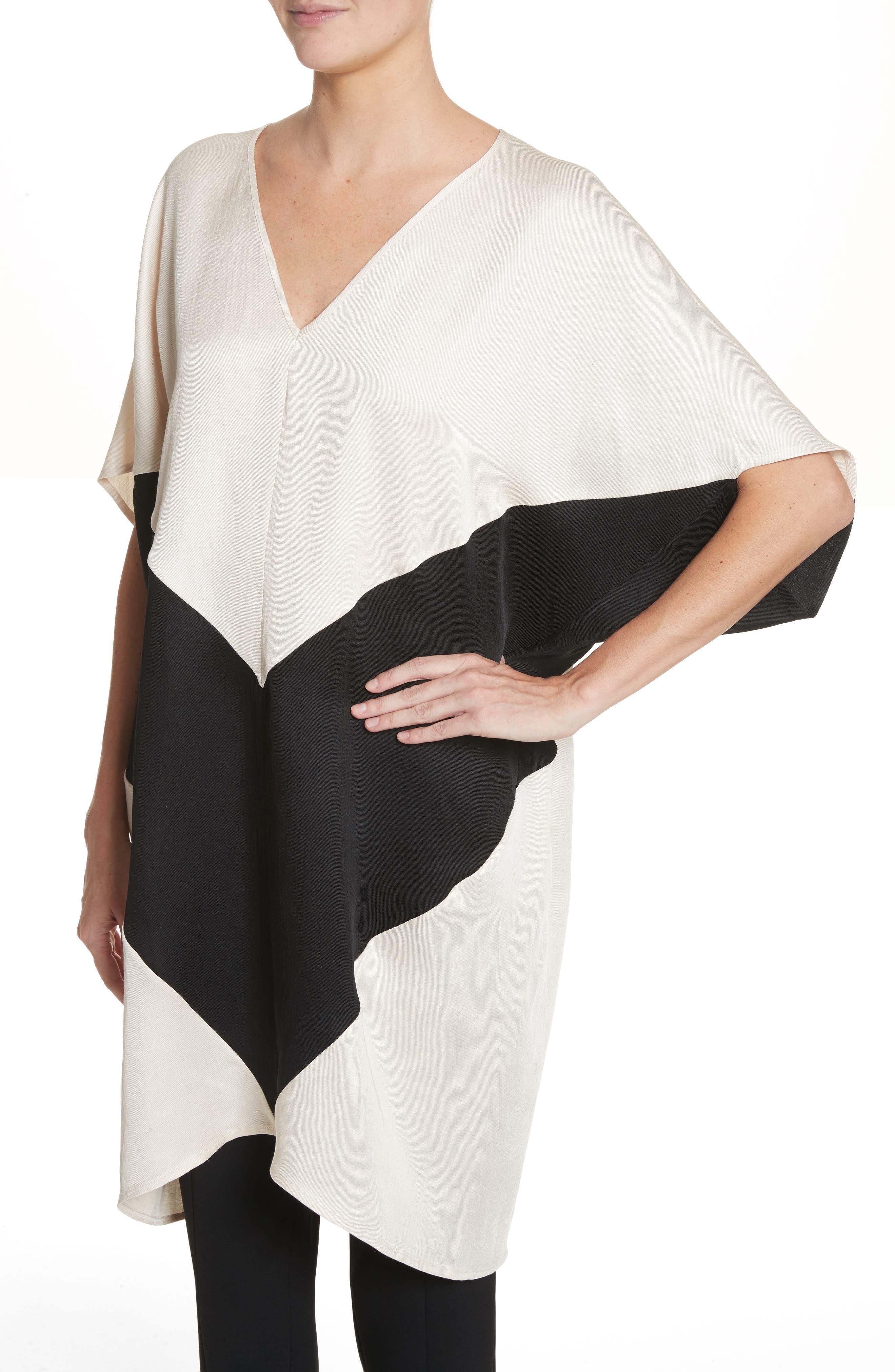 Colorblock Dress,                             Alternate thumbnail 4, color,                             902
