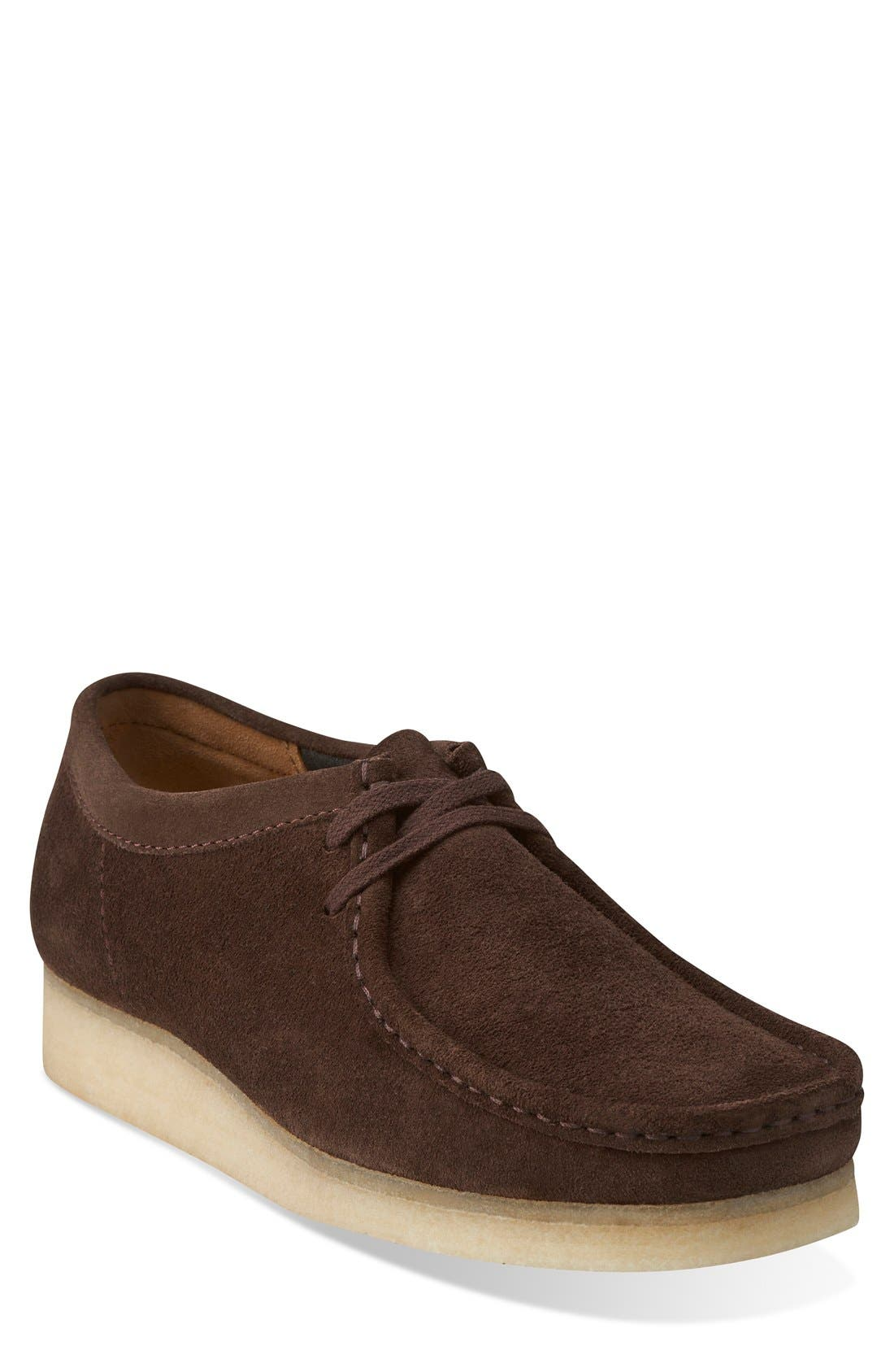 'Wallabee' Moc Toe Derby (Online Only),                             Main thumbnail 4, color,