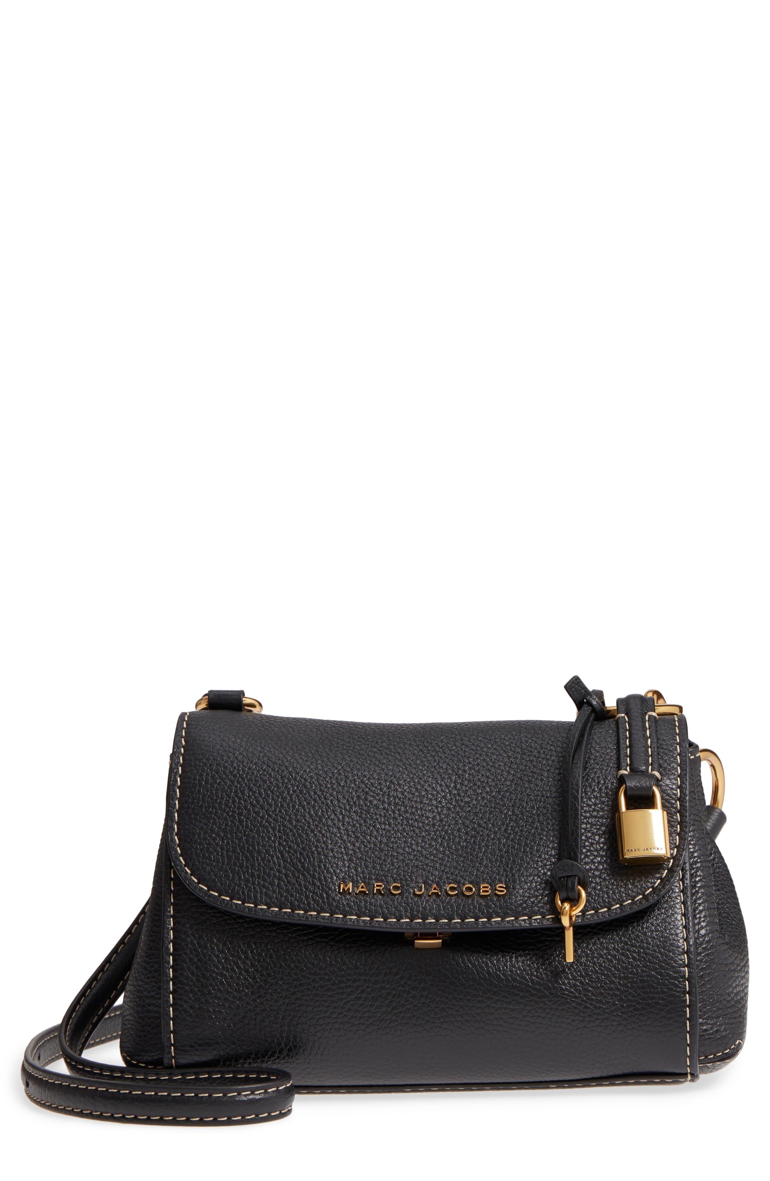 Mini The Boho Grind Leather Shoulder Bag,                             Main thumbnail 1, color,                             014