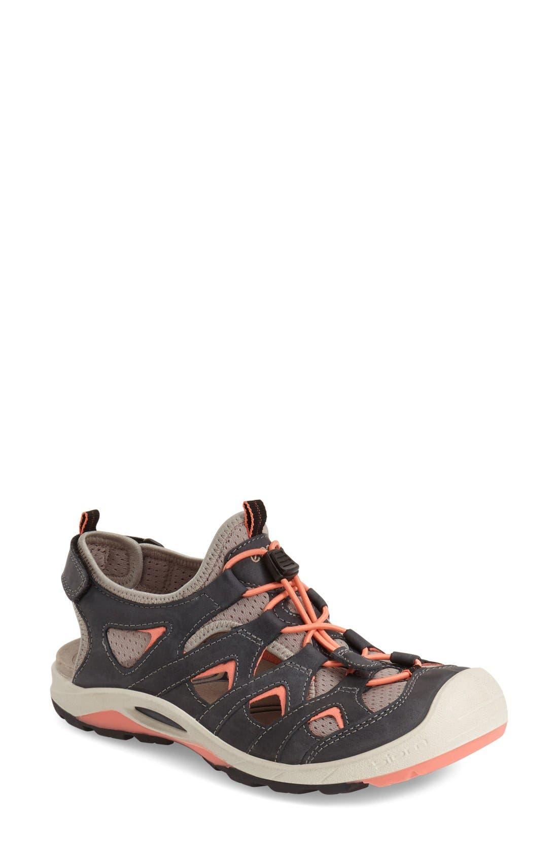 'Biom Delta Offroad' Sneaker,                             Main thumbnail 1, color,                             400