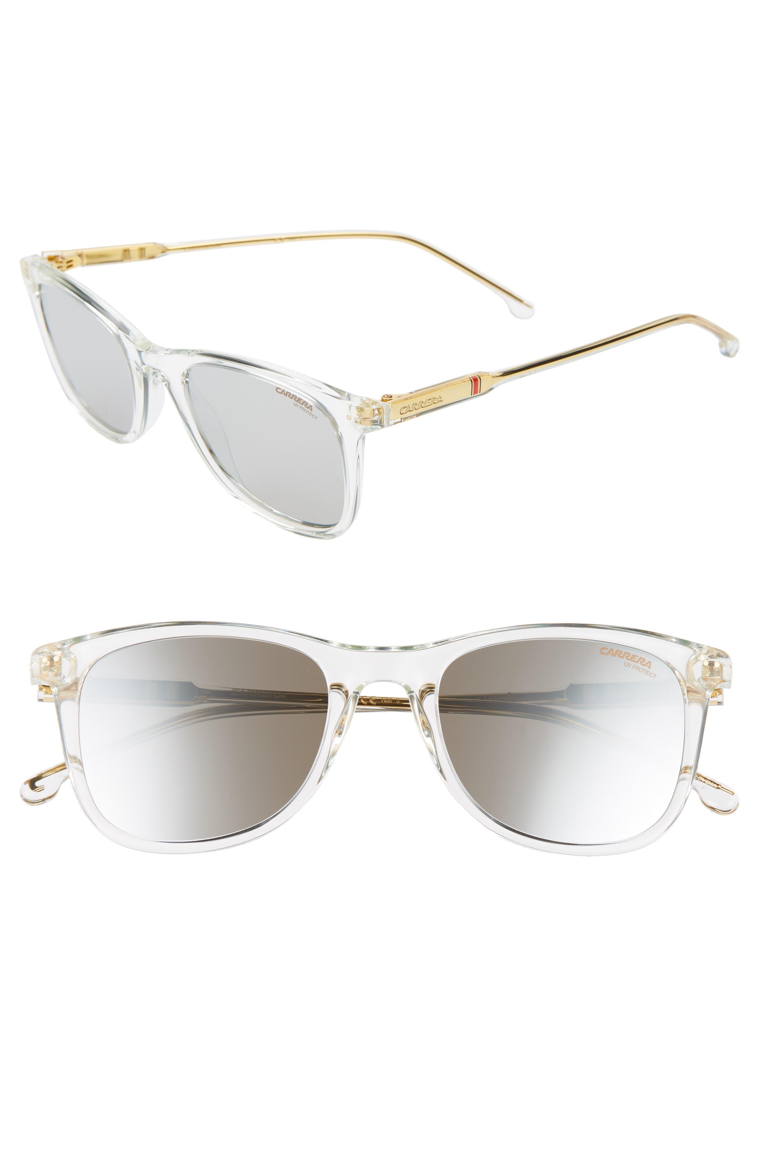 Carrera Eyewear 51Mm Sunglasses - Crystal