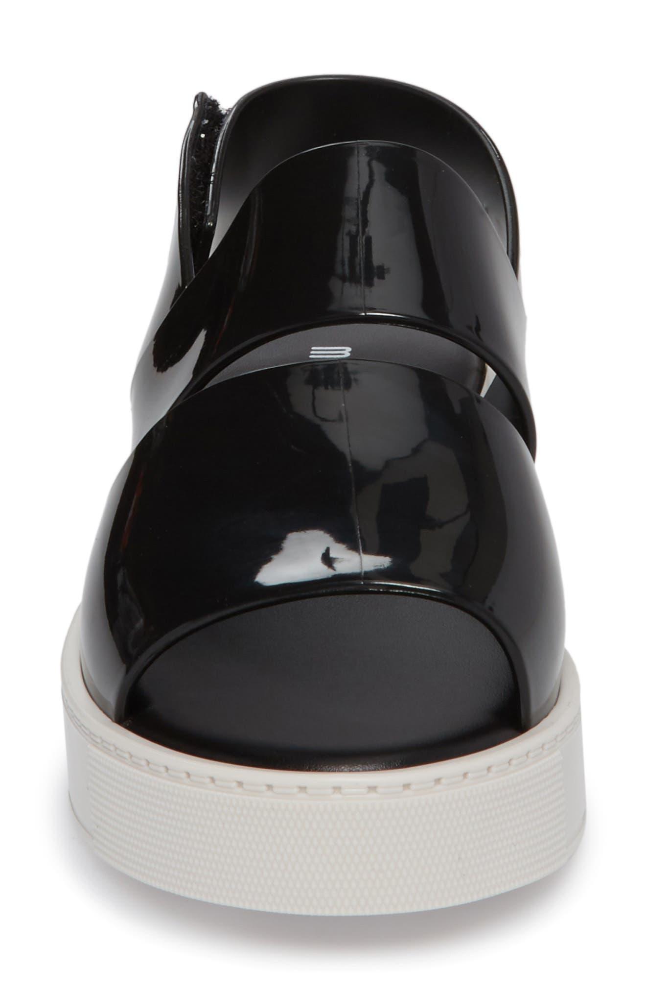 Soho Platform Sandal,                             Alternate thumbnail 4, color,                             001