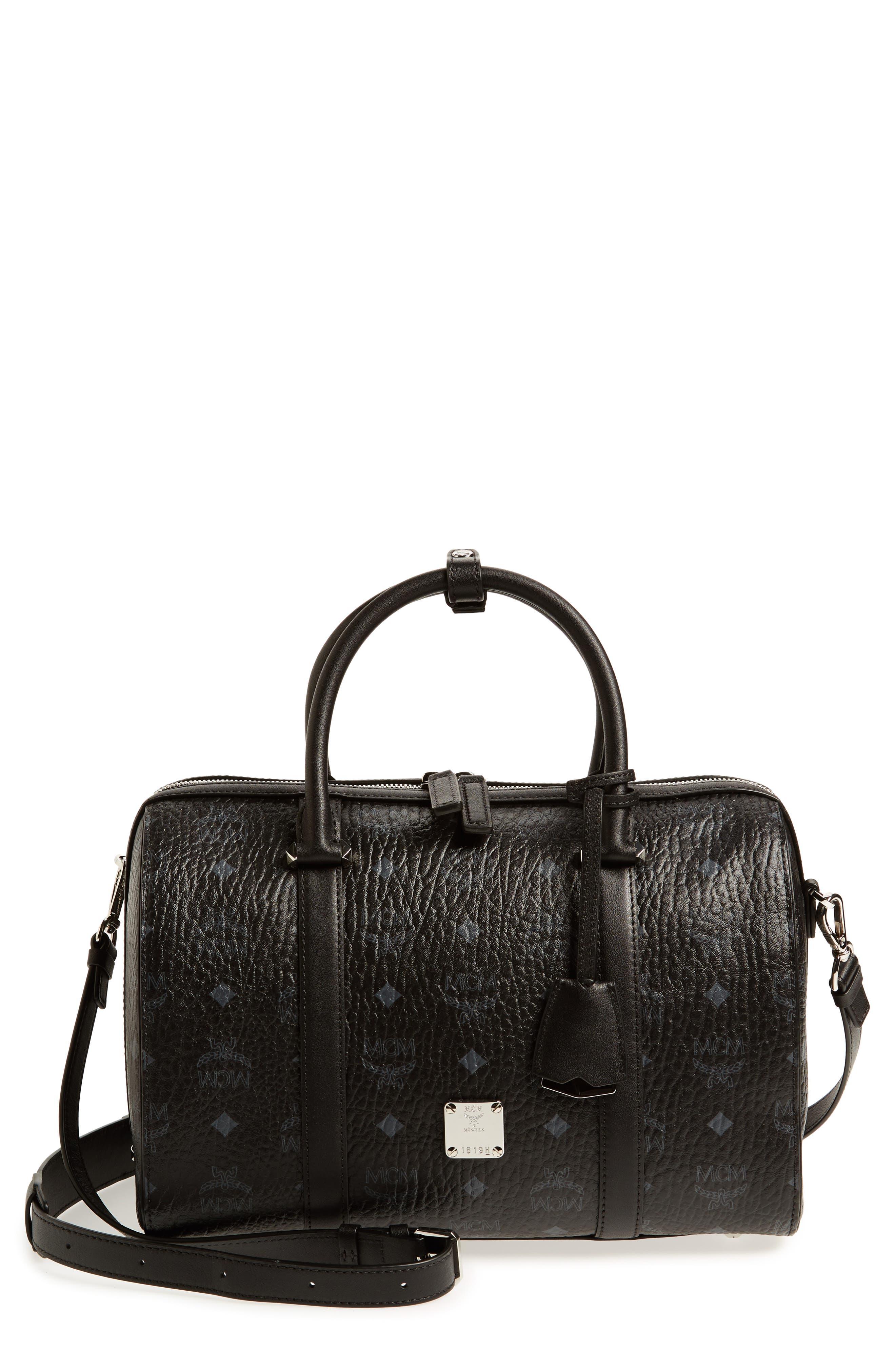 Essential Boston Bag,                         Main,                         color, 001