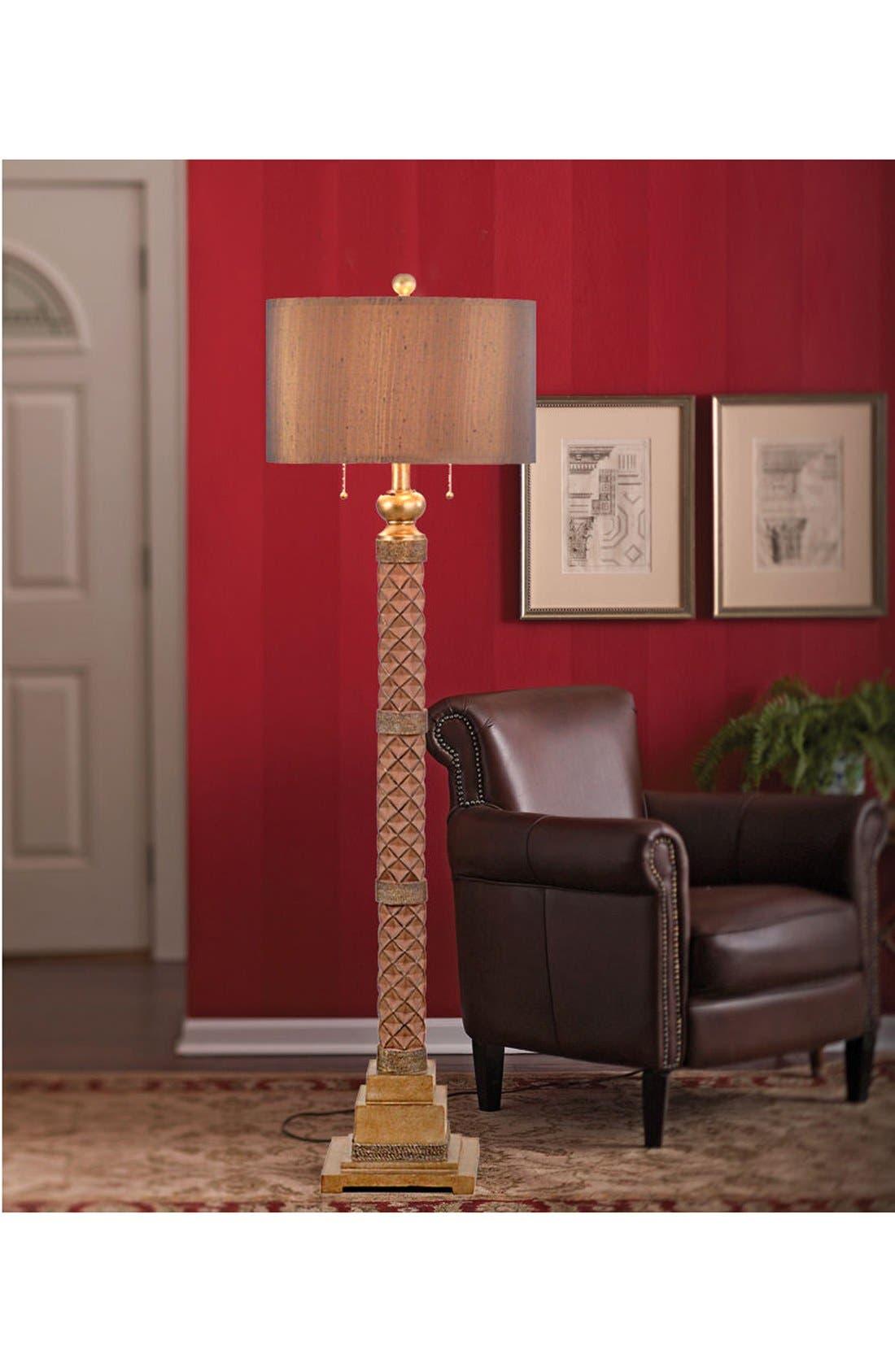 JAlexander Faceted Floor Lamp,                             Alternate thumbnail 2, color,                             200