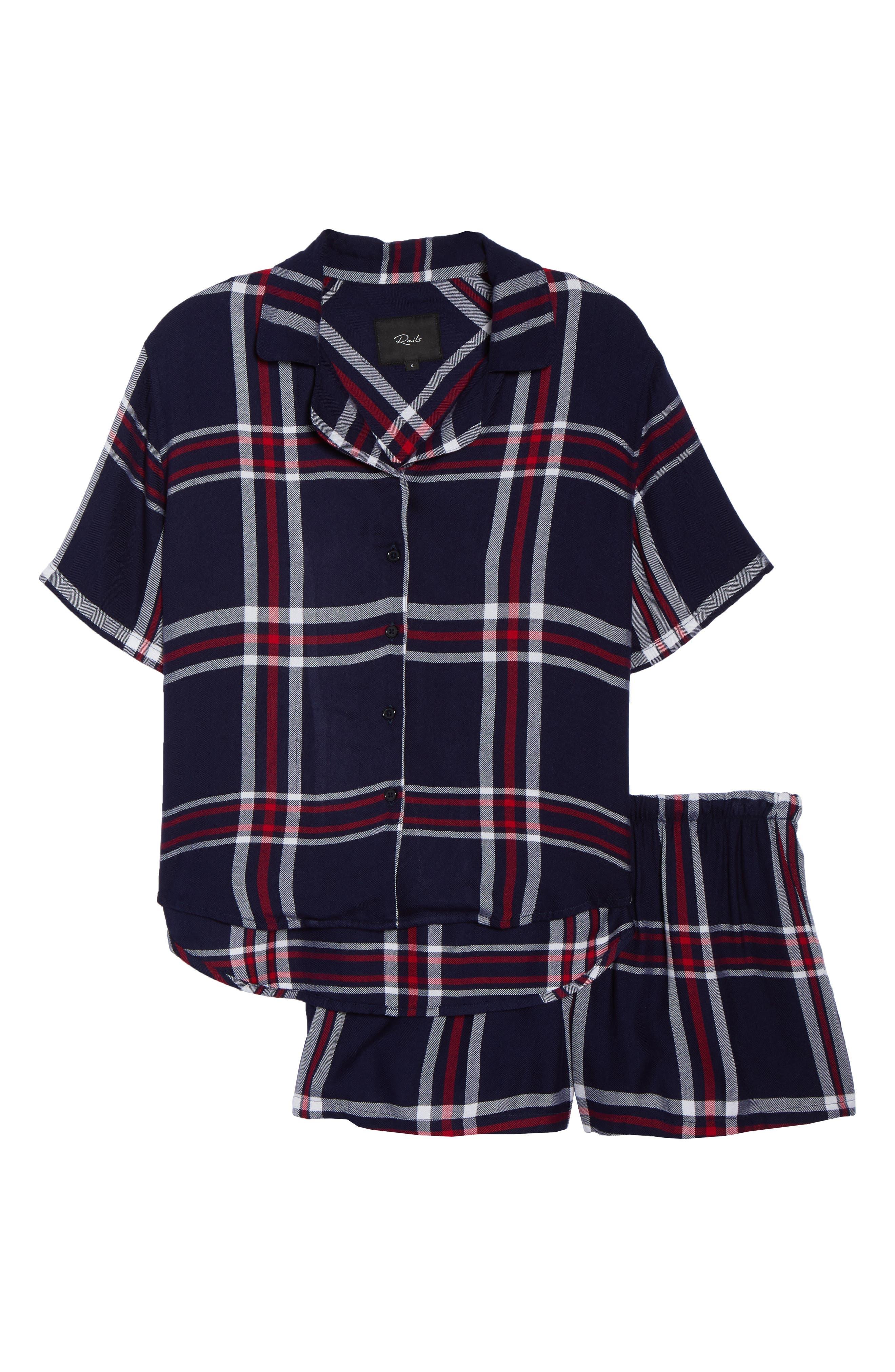 Short Pajamas,                             Alternate thumbnail 6, color,                             426