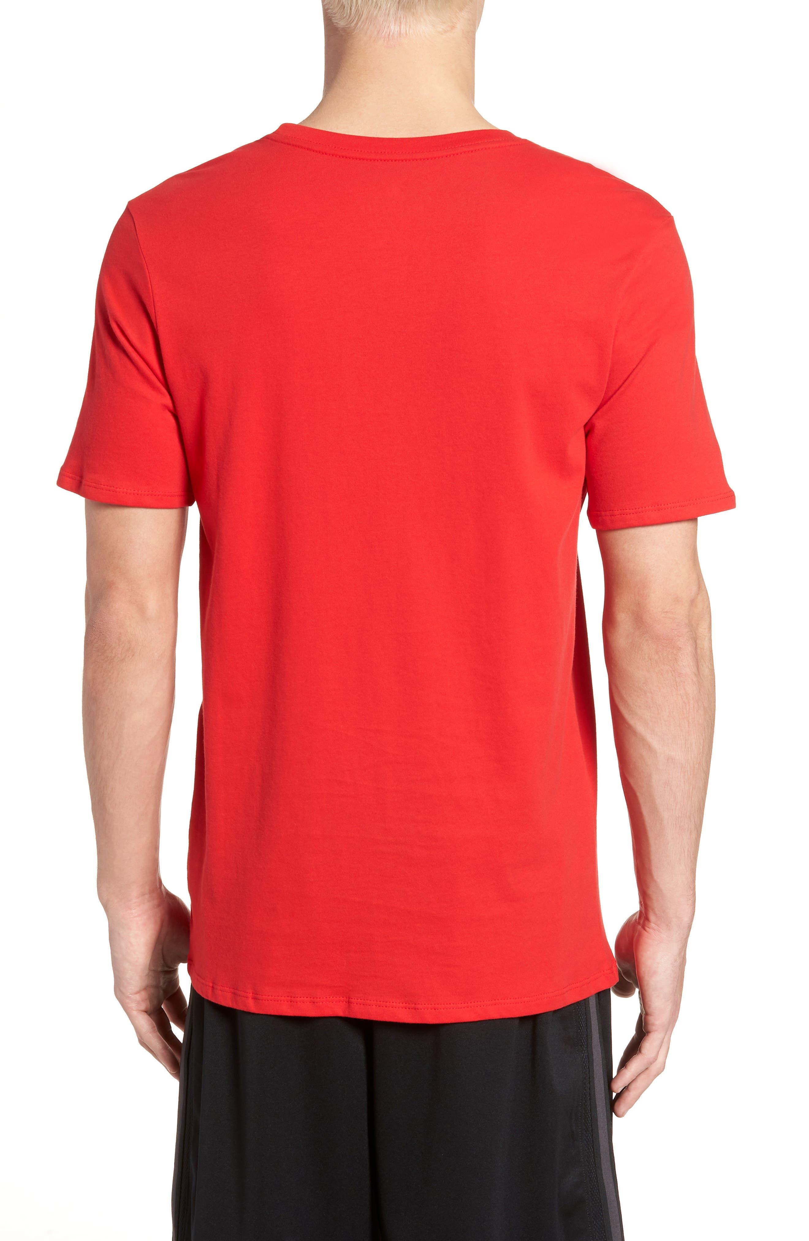 'Tee-Futura Icon' Graphic T-Shirt,                             Alternate thumbnail 28, color,