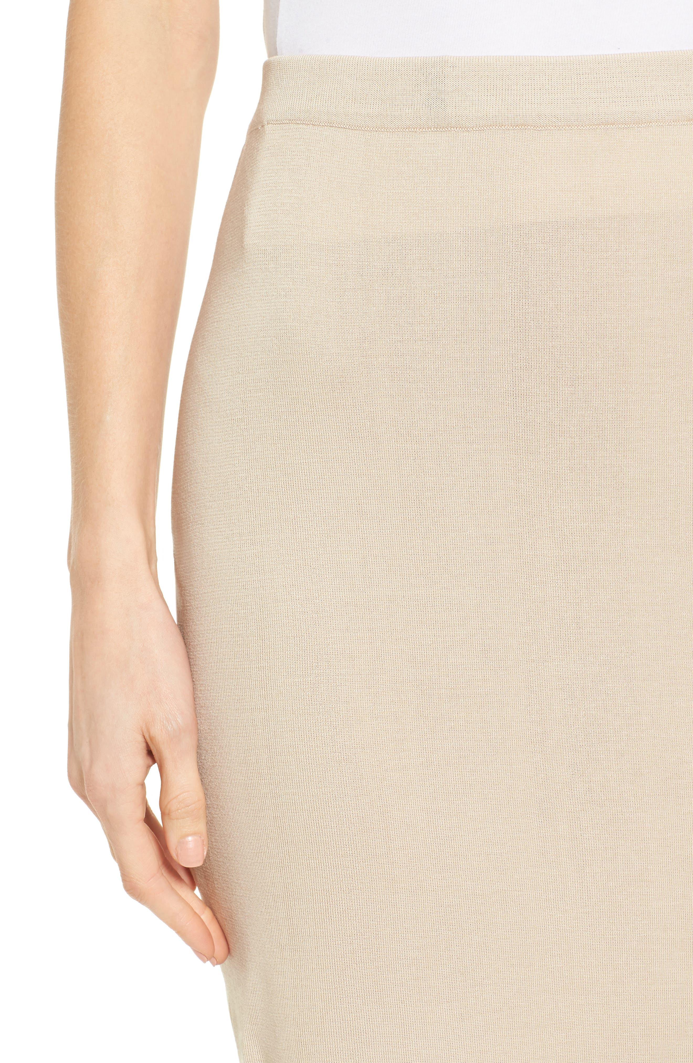 Straight Skirt,                             Alternate thumbnail 4, color,                             TWIG