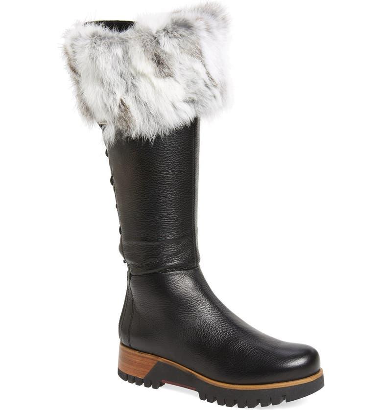 c3dc9de3b57 Rudsack Baddow Genuine Rabbit Fur Trim Winter Boot (Women)