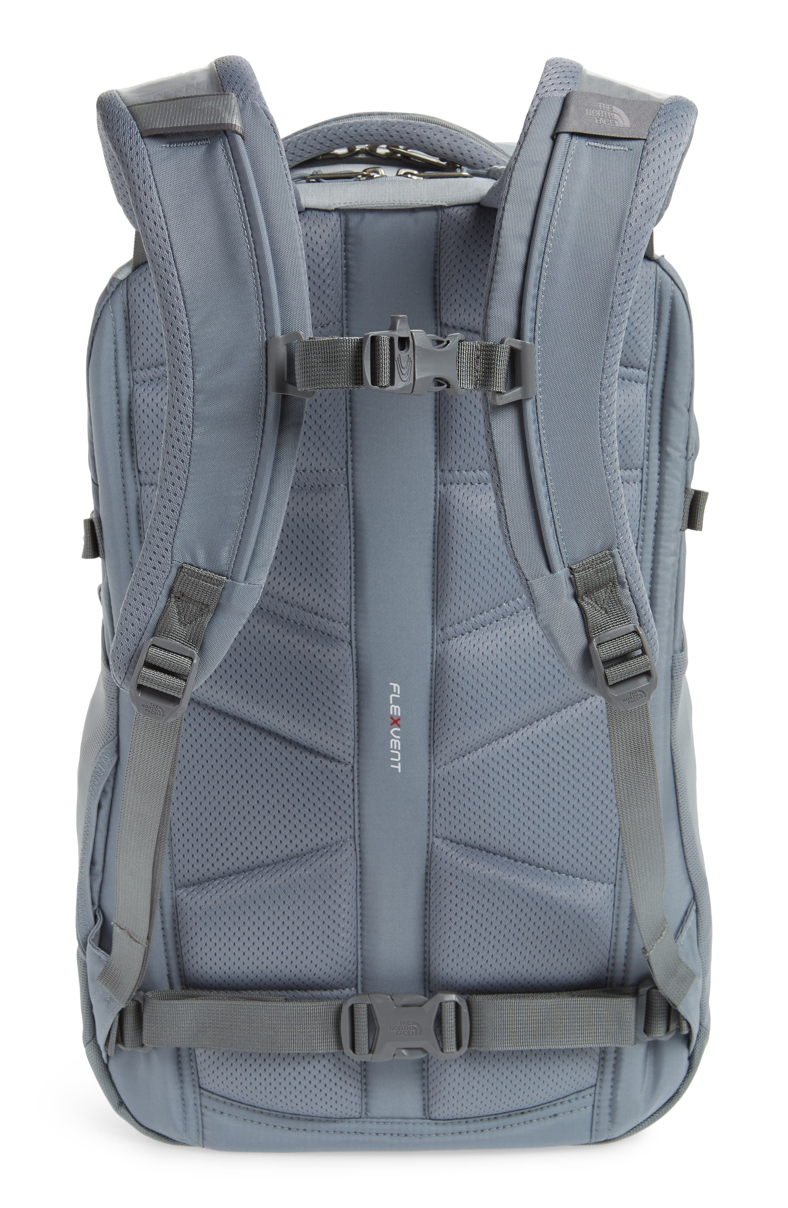 Recon Backpack,                             Alternate thumbnail 3, color,                             HIGH RISE GREY HEATHER/ GREY
