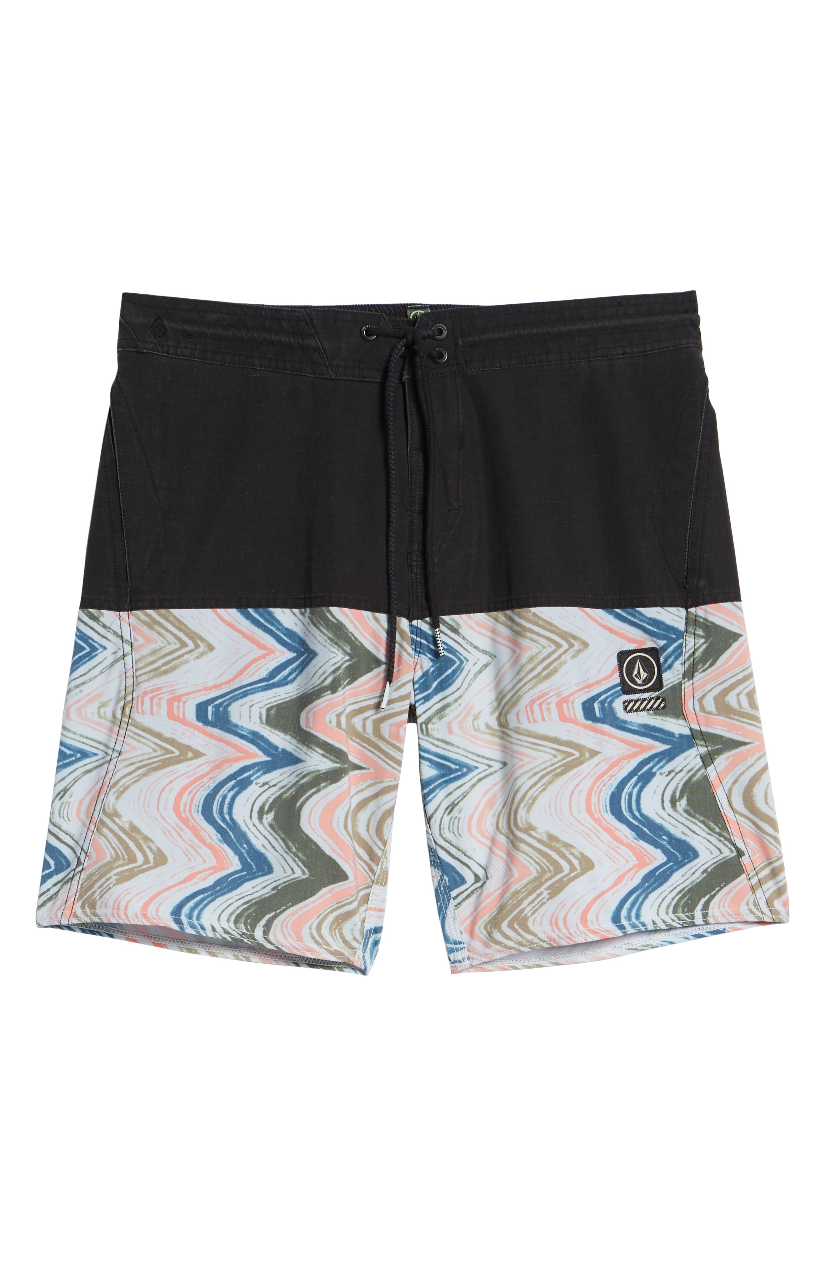 Vibes Half Stoney Board Shorts,                             Alternate thumbnail 18, color,