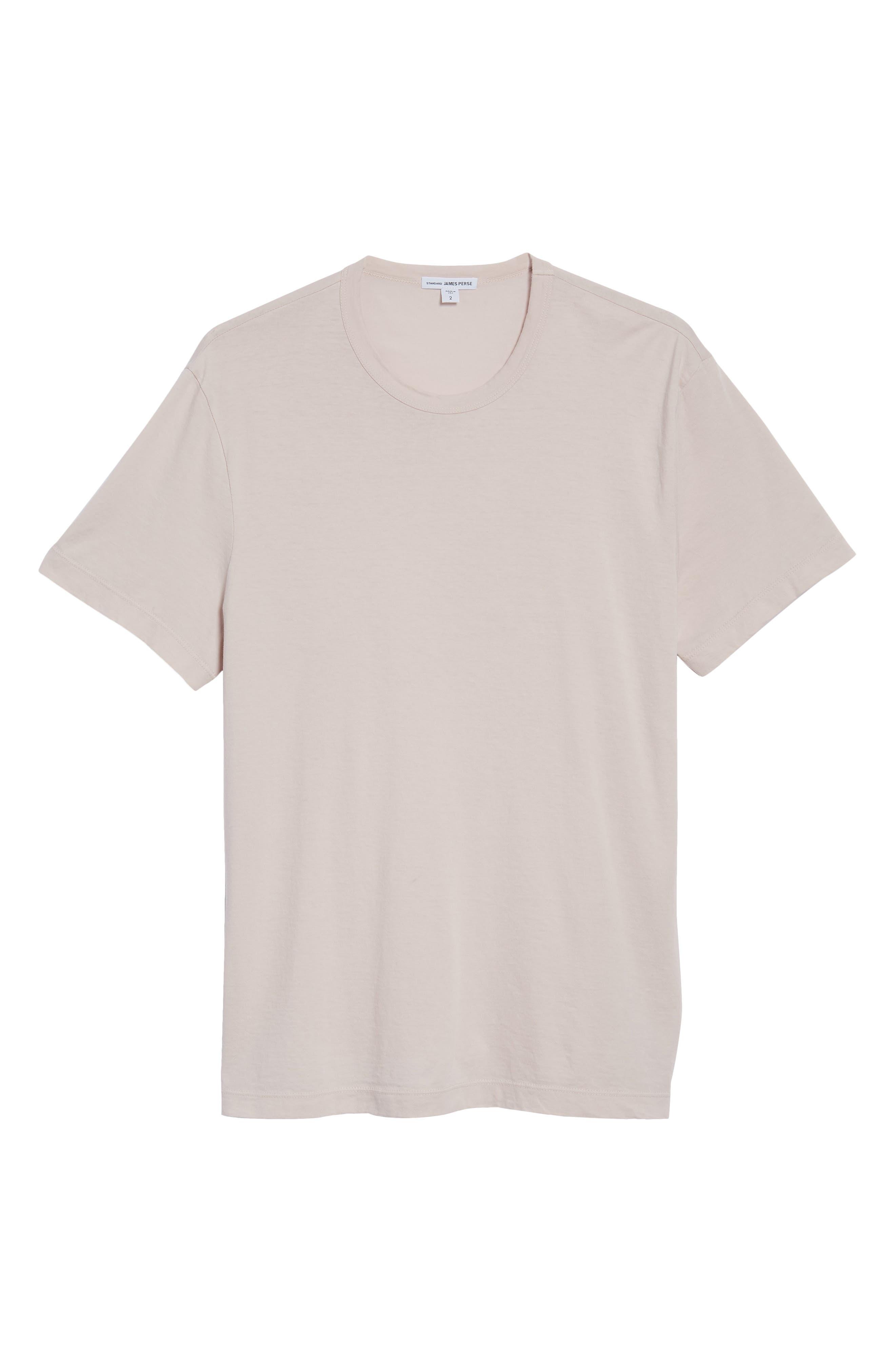 Crewneck Jersey T-Shirt,                             Alternate thumbnail 471, color,