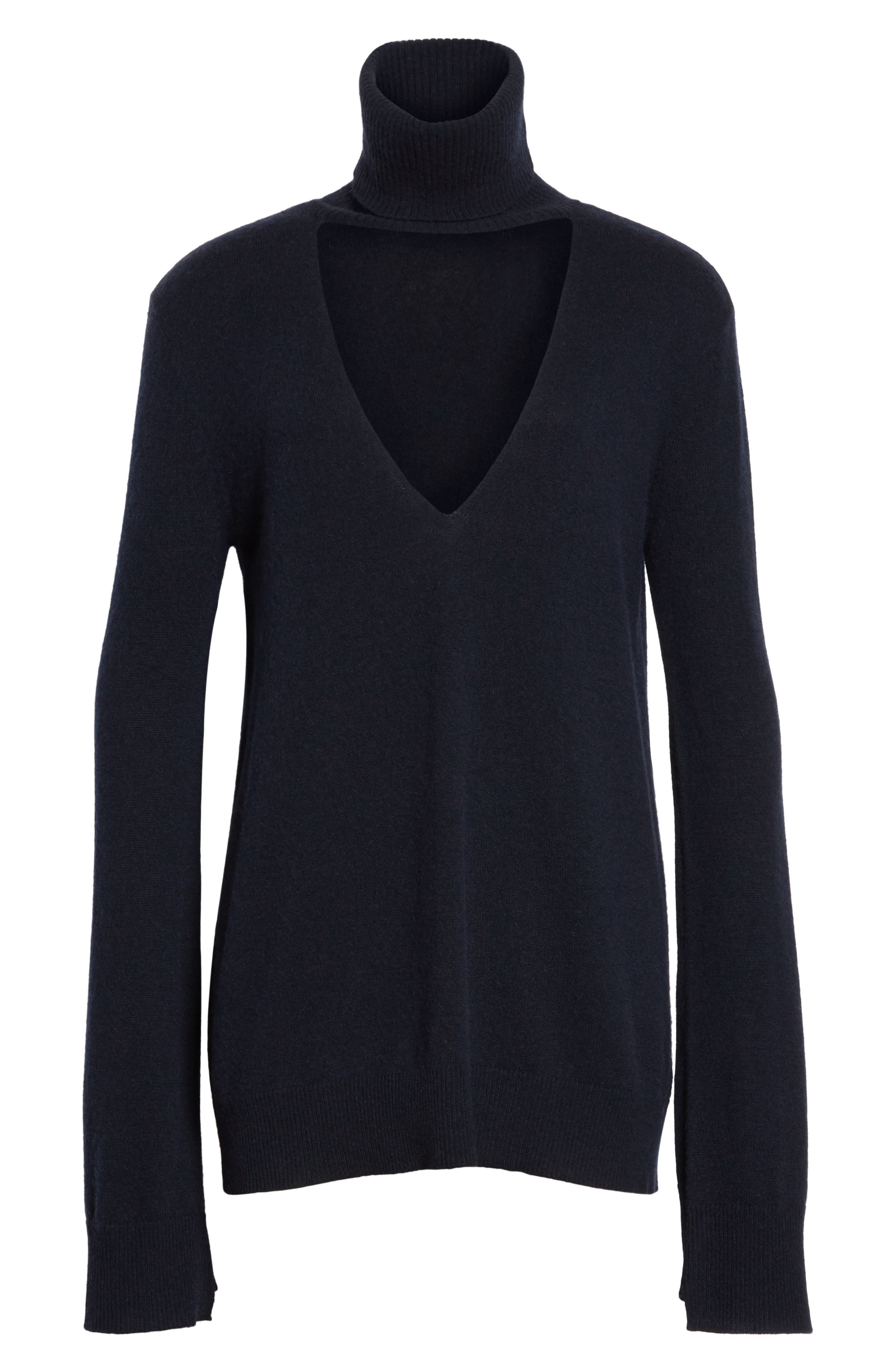 A.L.C.,                             Camilla Wool & Cashmere Sweater,                             Alternate thumbnail 6, color,                             021