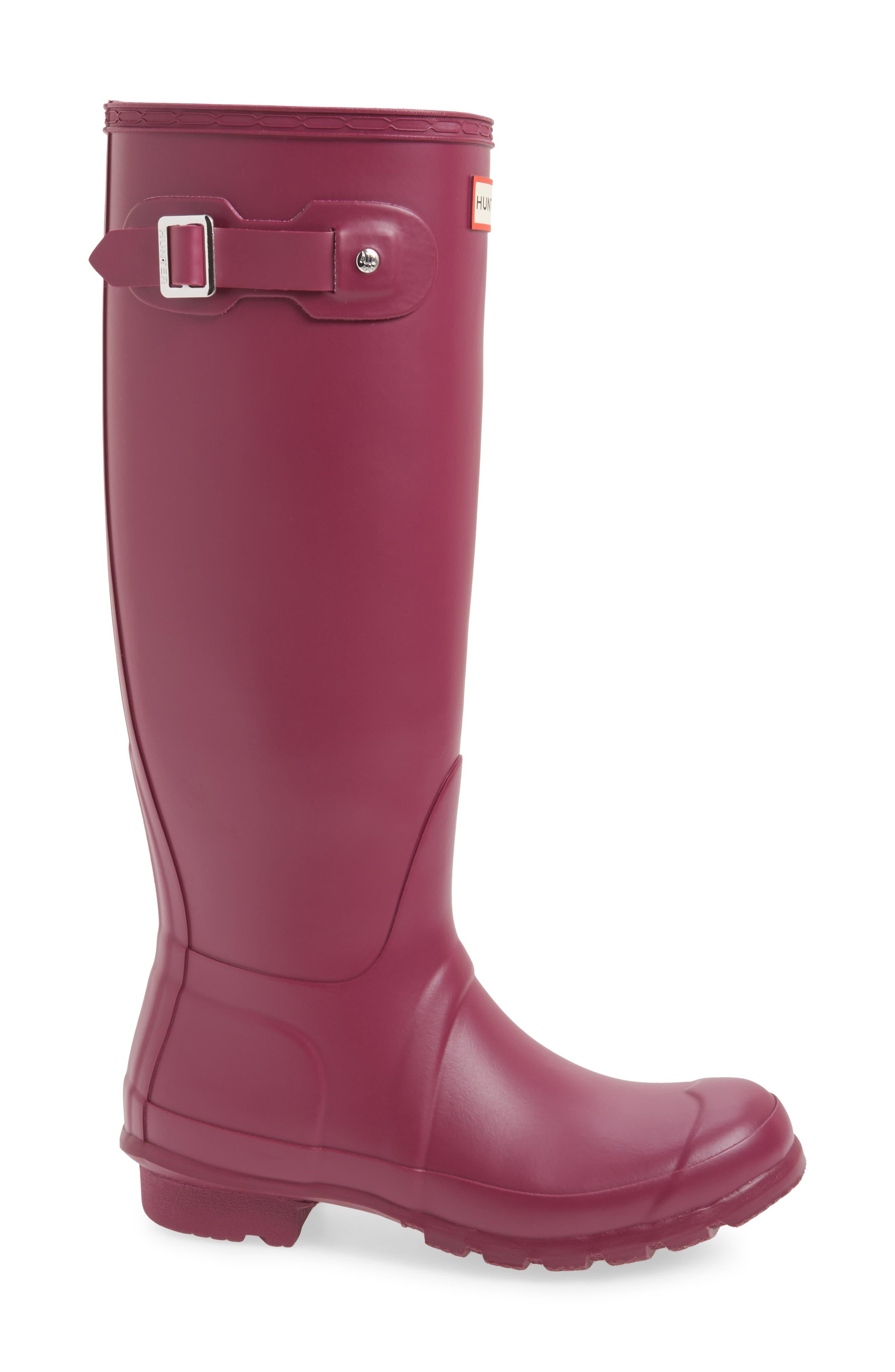 'Original Tall' Rain Boot,                             Alternate thumbnail 138, color,