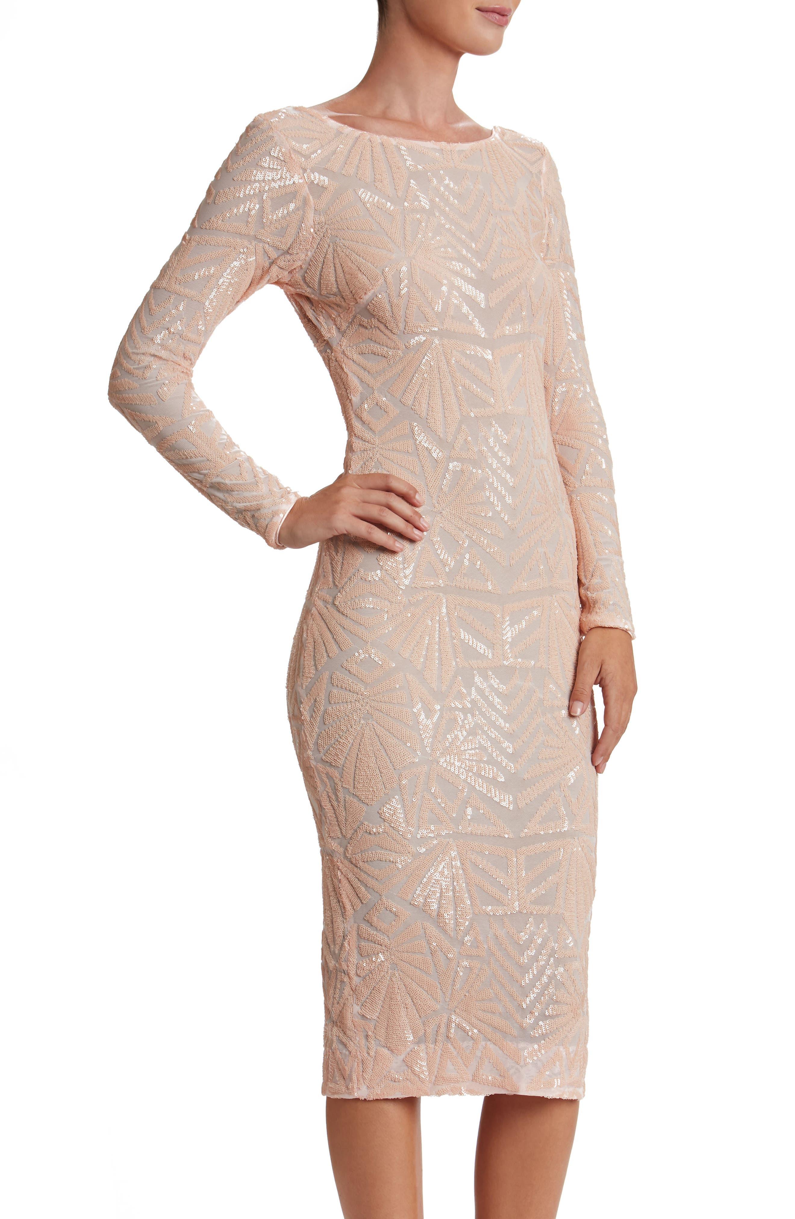 Emery Midi Dress,                             Alternate thumbnail 20, color,