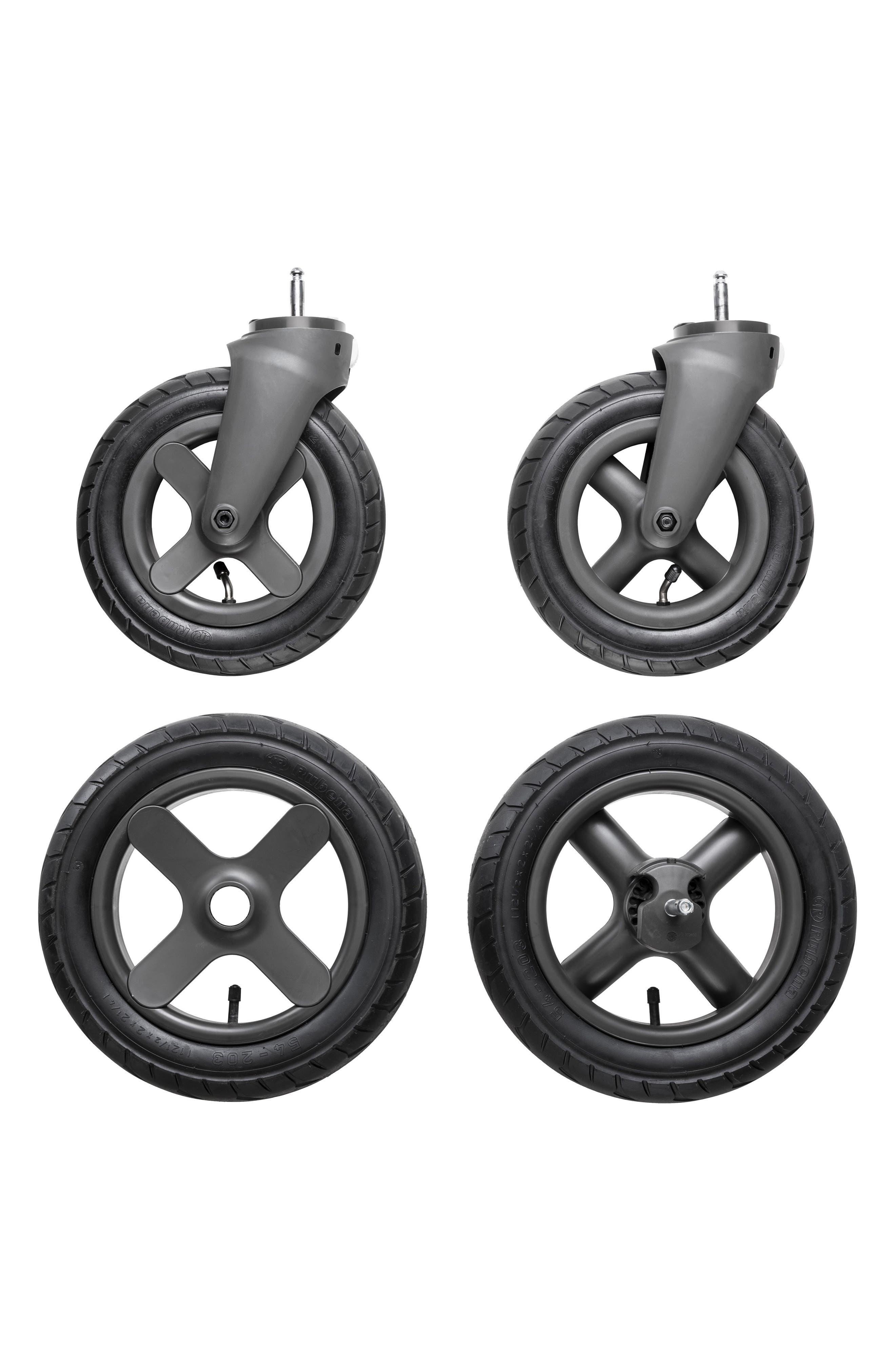 All Terrain Wheels for Trailz<sup>™</sup> Stroller,                             Main thumbnail 1, color,