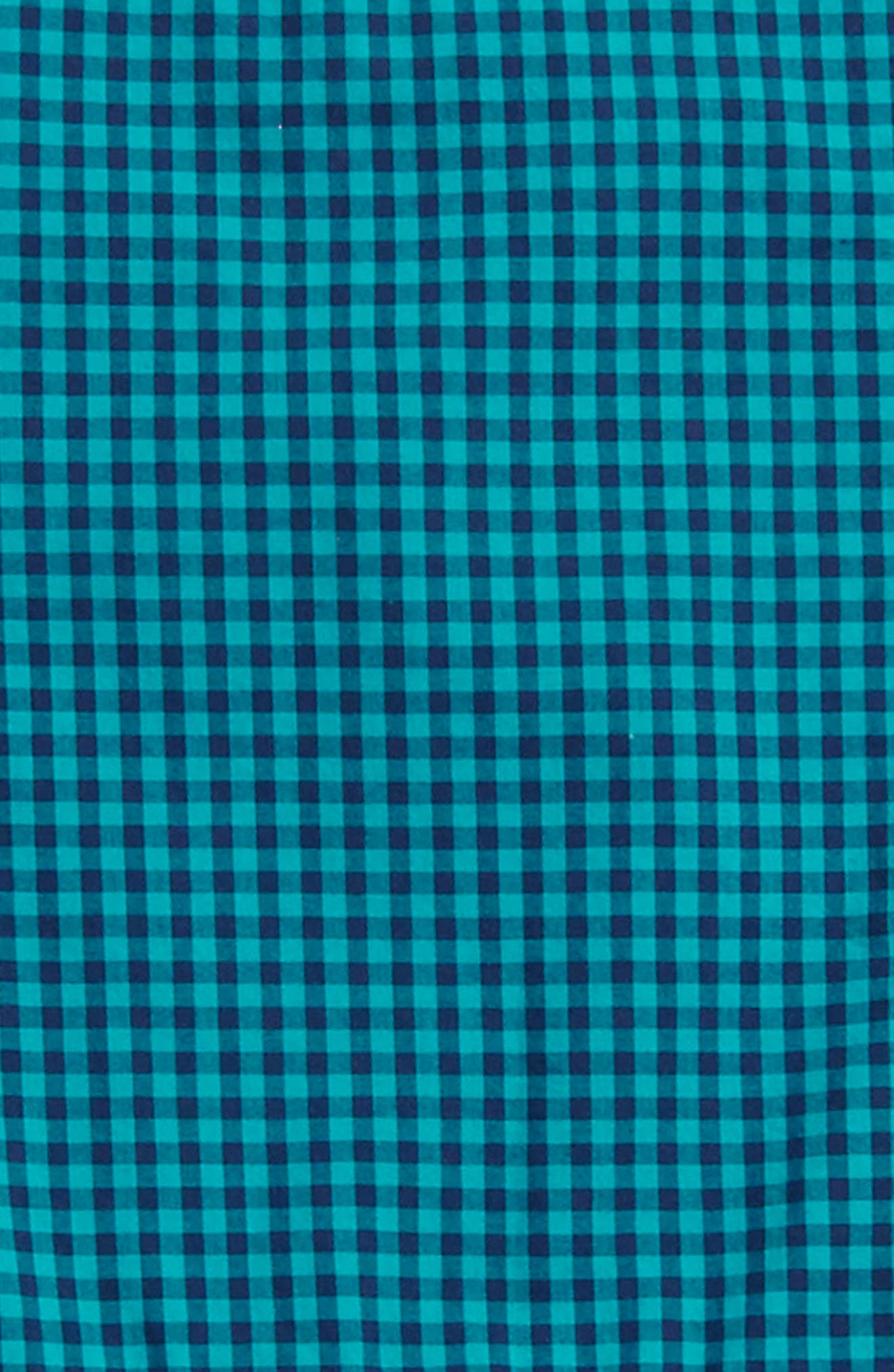 Gingham Woven Top,                             Alternate thumbnail 2, color,                             449