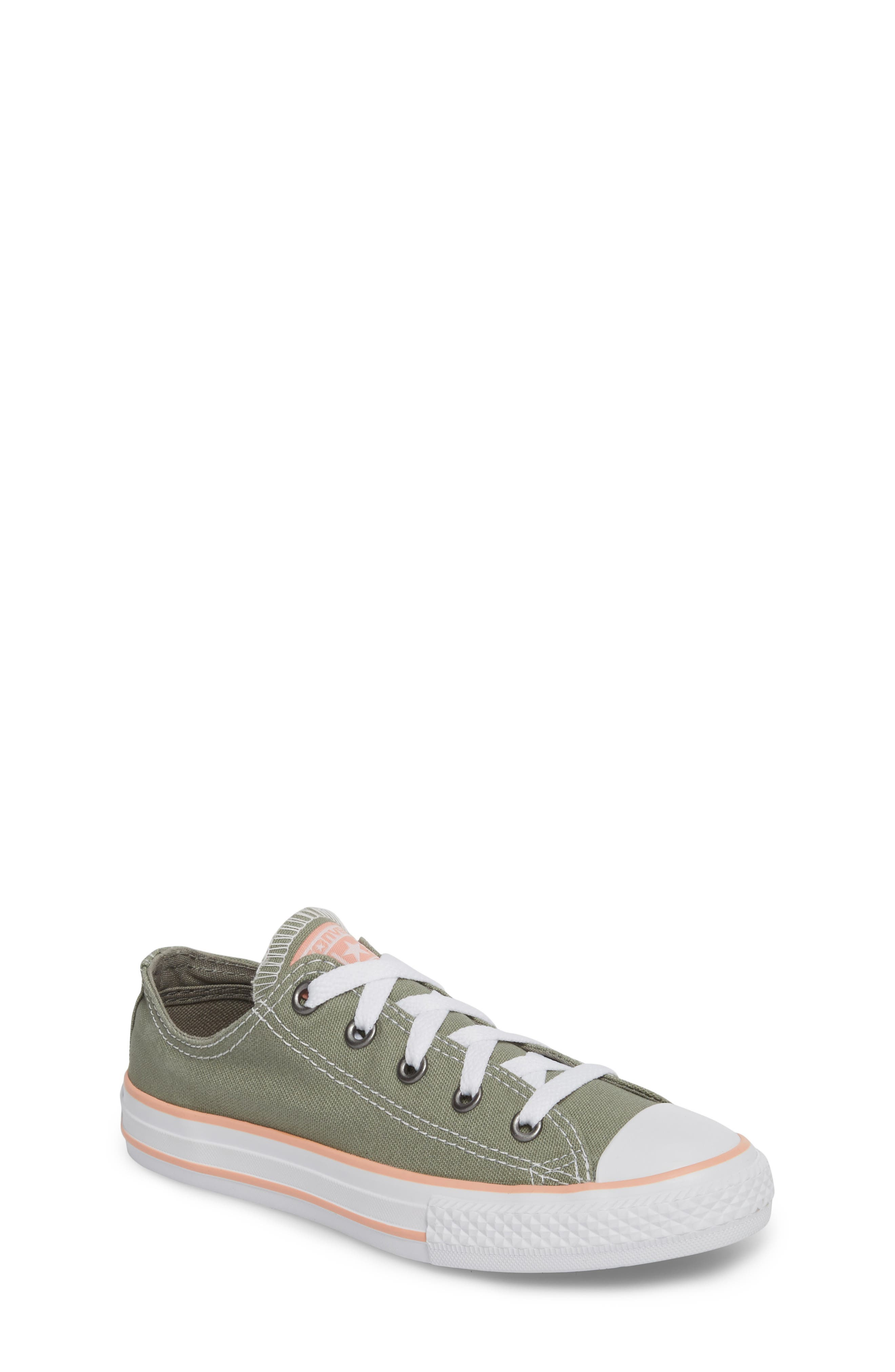 Chuck Taylor<sup>®</sup> All Star<sup>®</sup> Low Top Sneaker,                         Main,                         color,