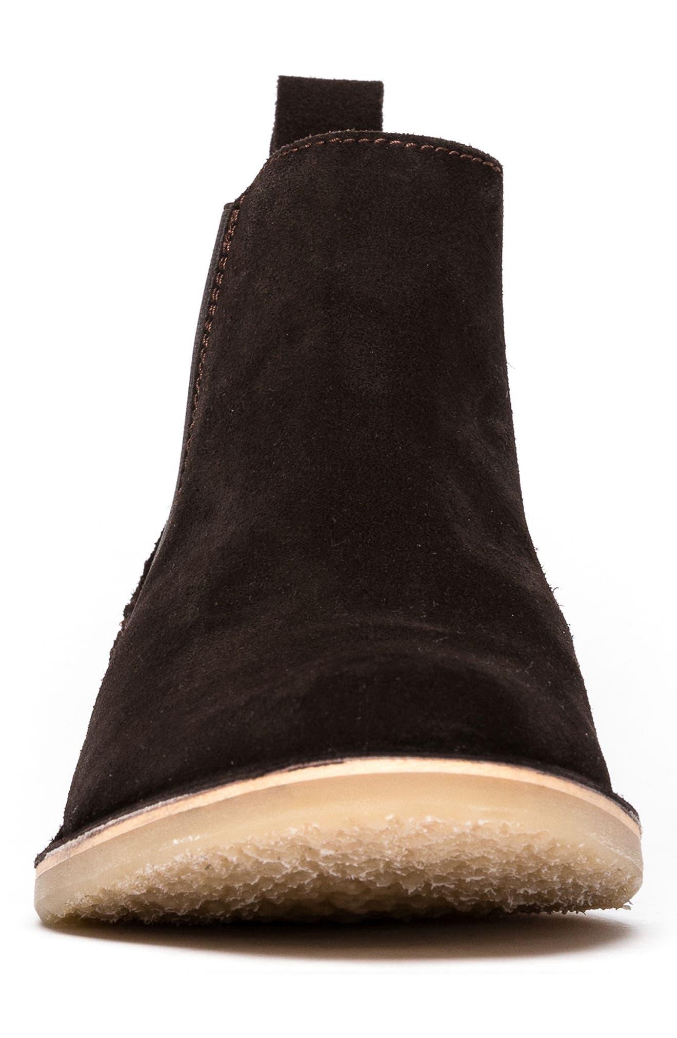 Glenbrook Chelsea Boot,                             Alternate thumbnail 4, color,                             201
