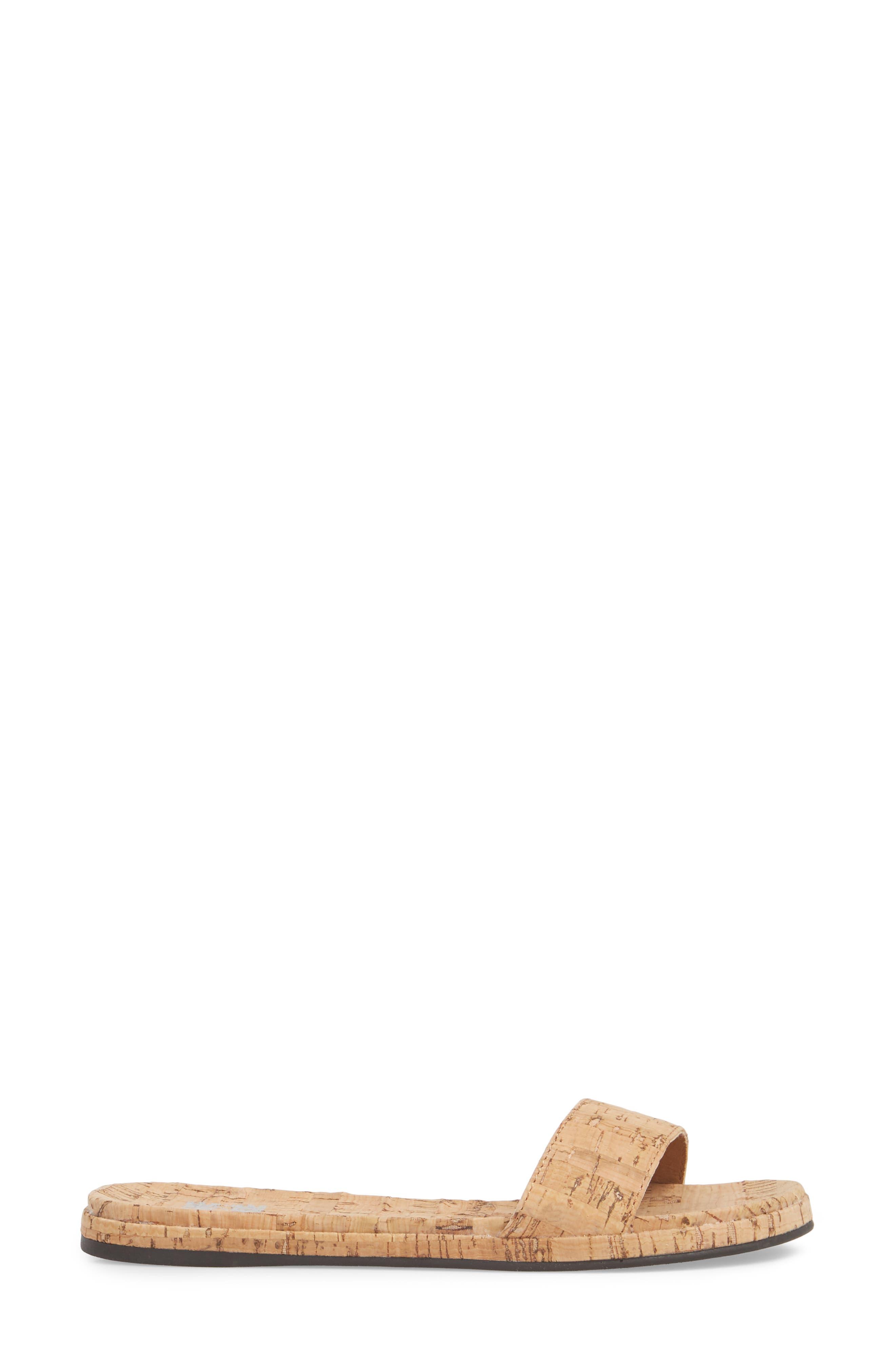 Jill Thin Band Slide Sandal,                             Alternate thumbnail 15, color,