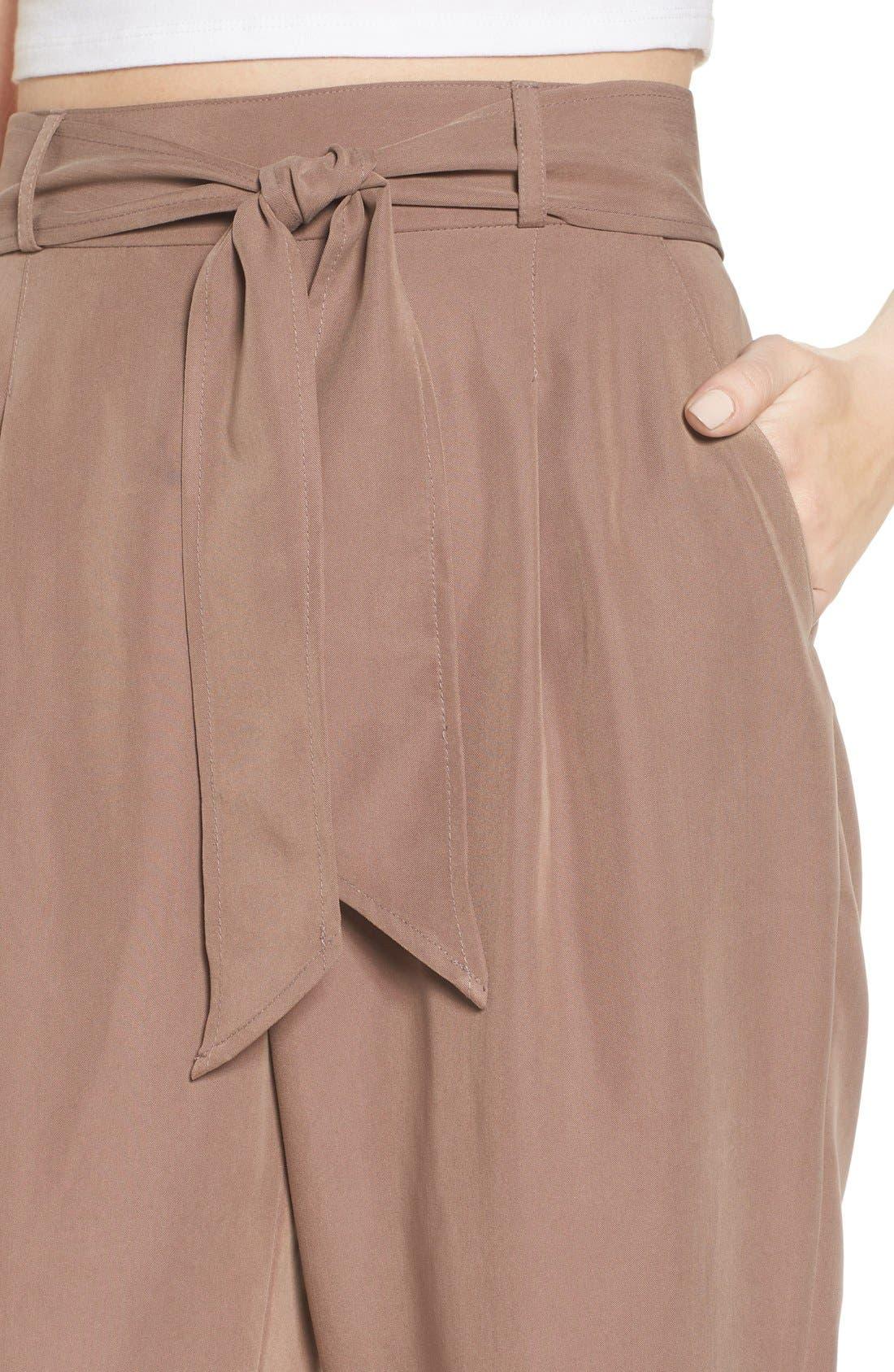 Tie Waist Pants,                             Alternate thumbnail 14, color,