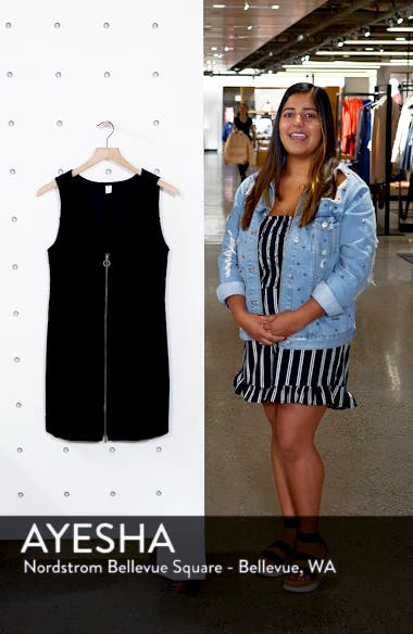 Corduory Pinafore Dress, sales video thumbnail