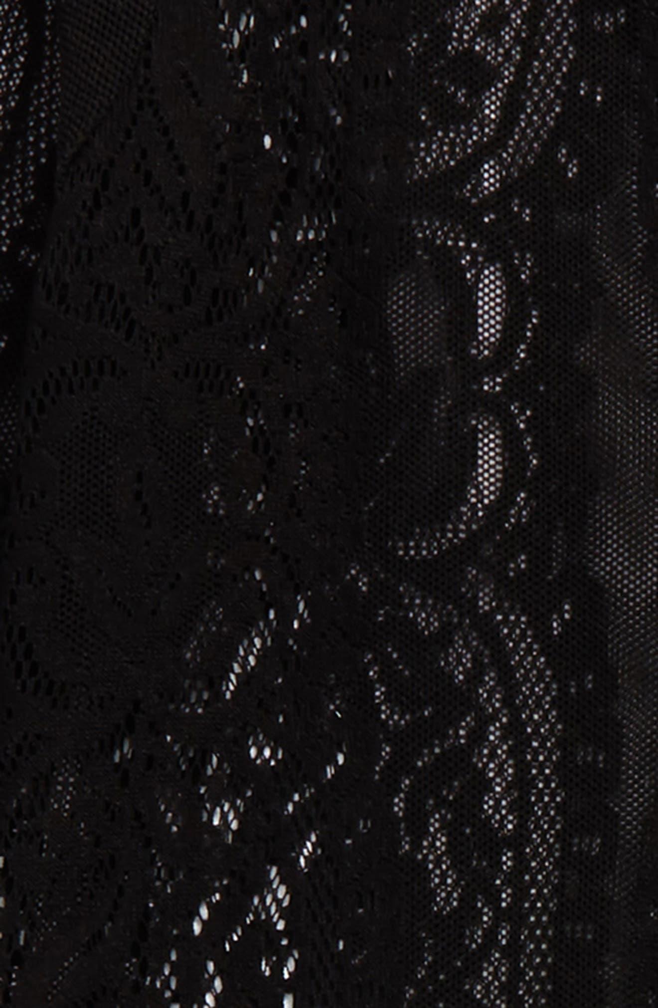 Lace Cardigan,                             Alternate thumbnail 2, color,                             001