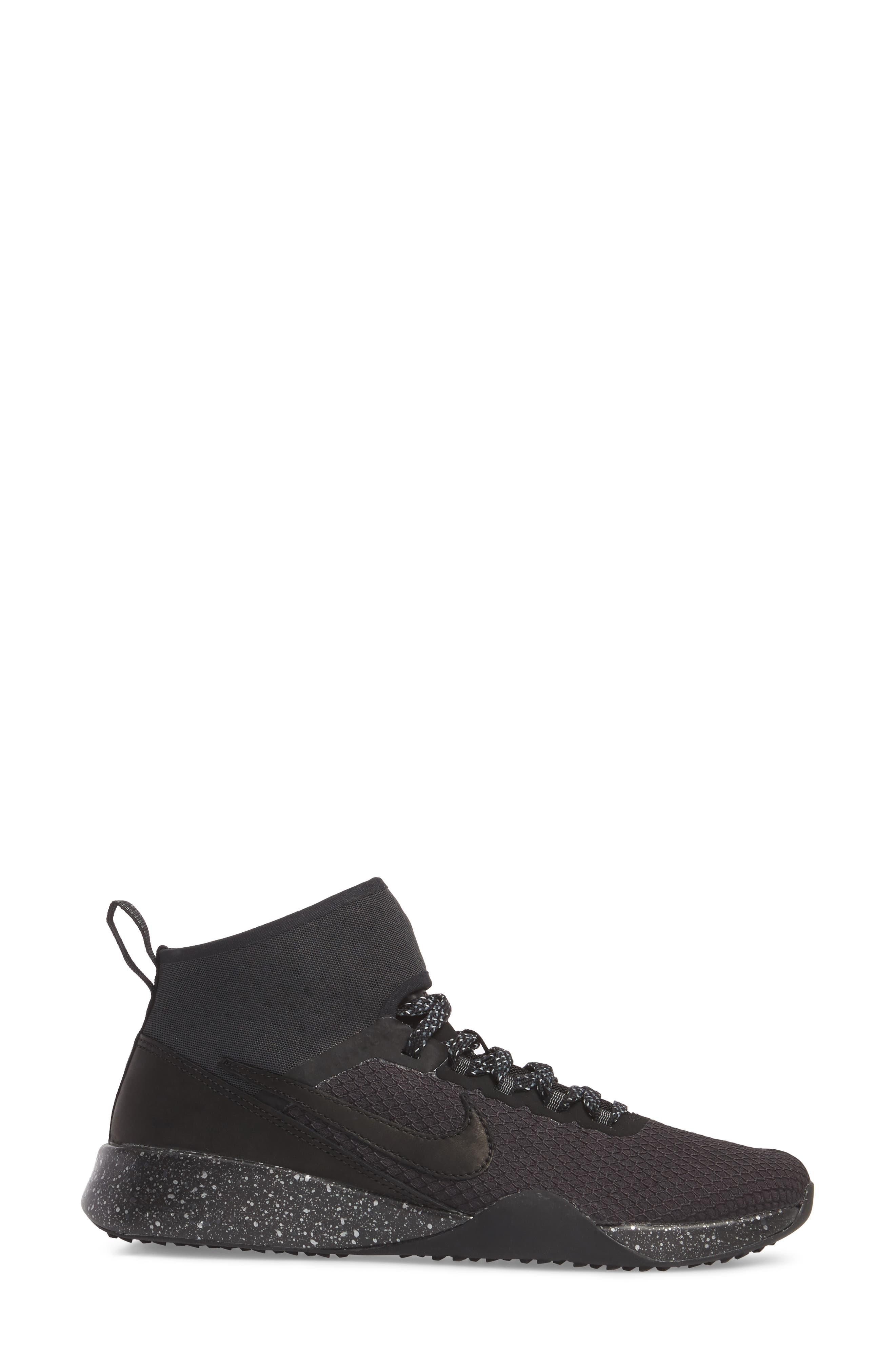NikeLab Air Zoom Strong 2 Training Shoe,                             Alternate thumbnail 3, color,                             001