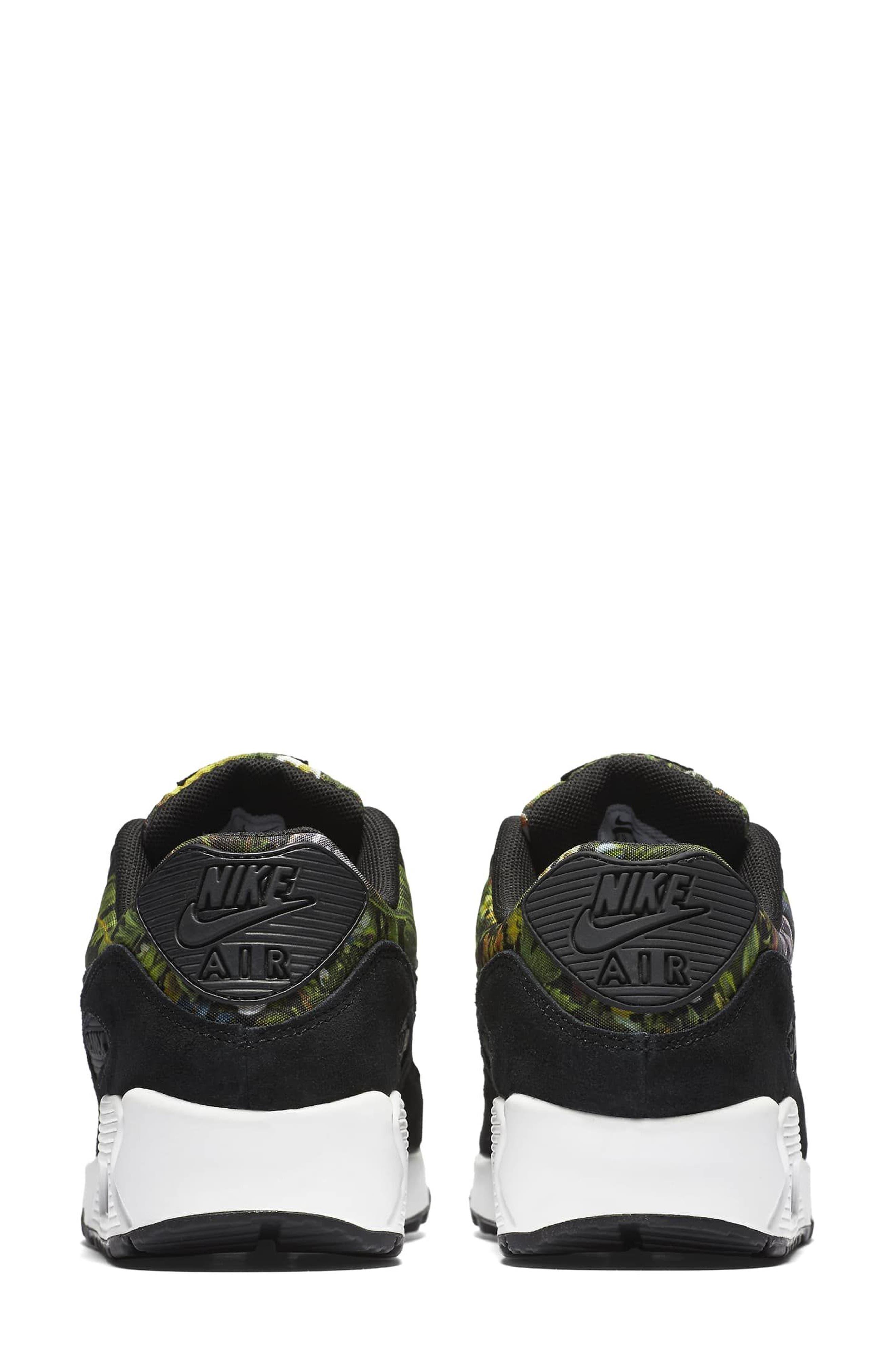 Air Max 90 SE Sneaker,                             Alternate thumbnail 13, color,