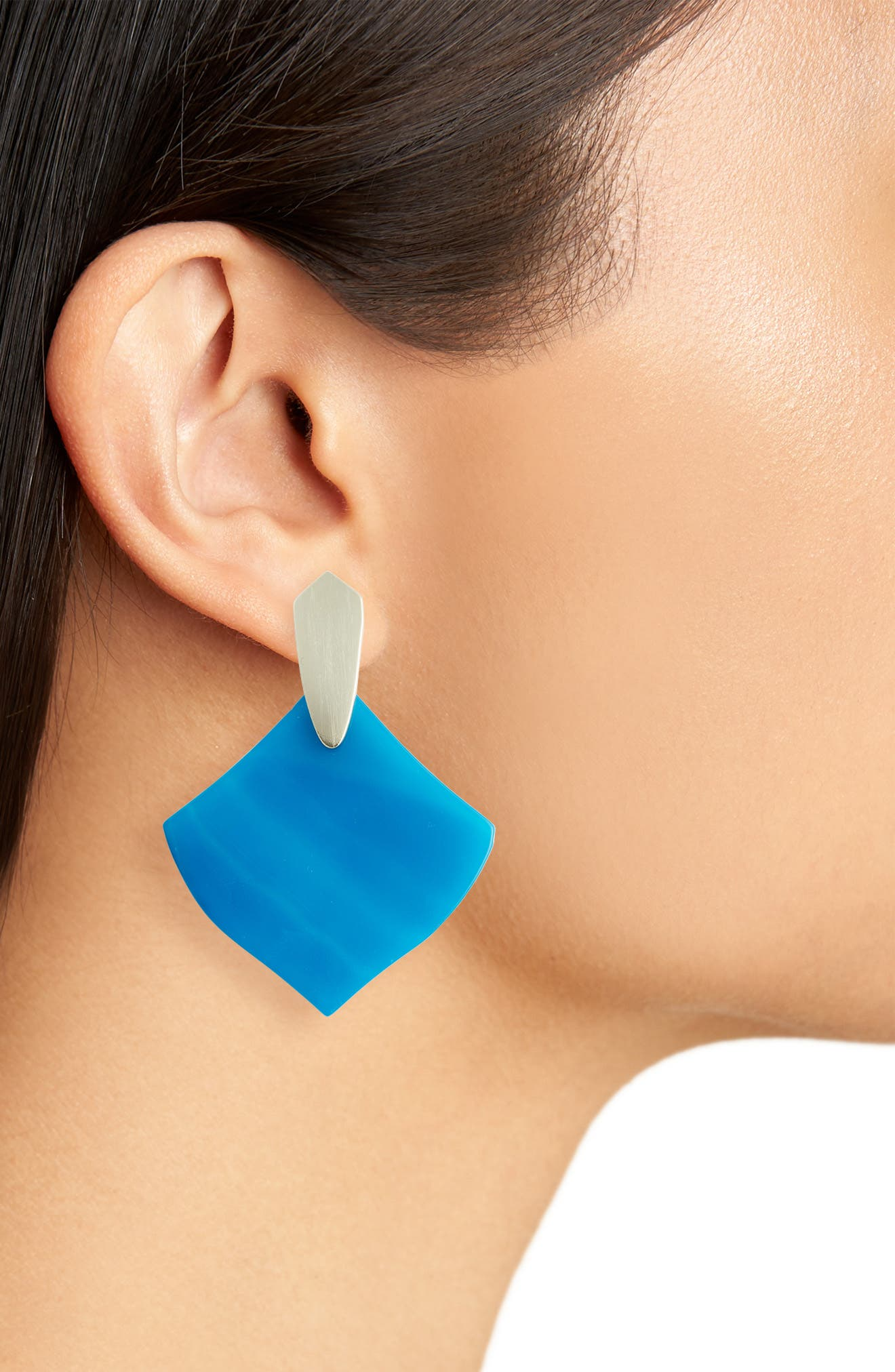 Astoria Statement Earrings,                             Alternate thumbnail 2, color,                             440