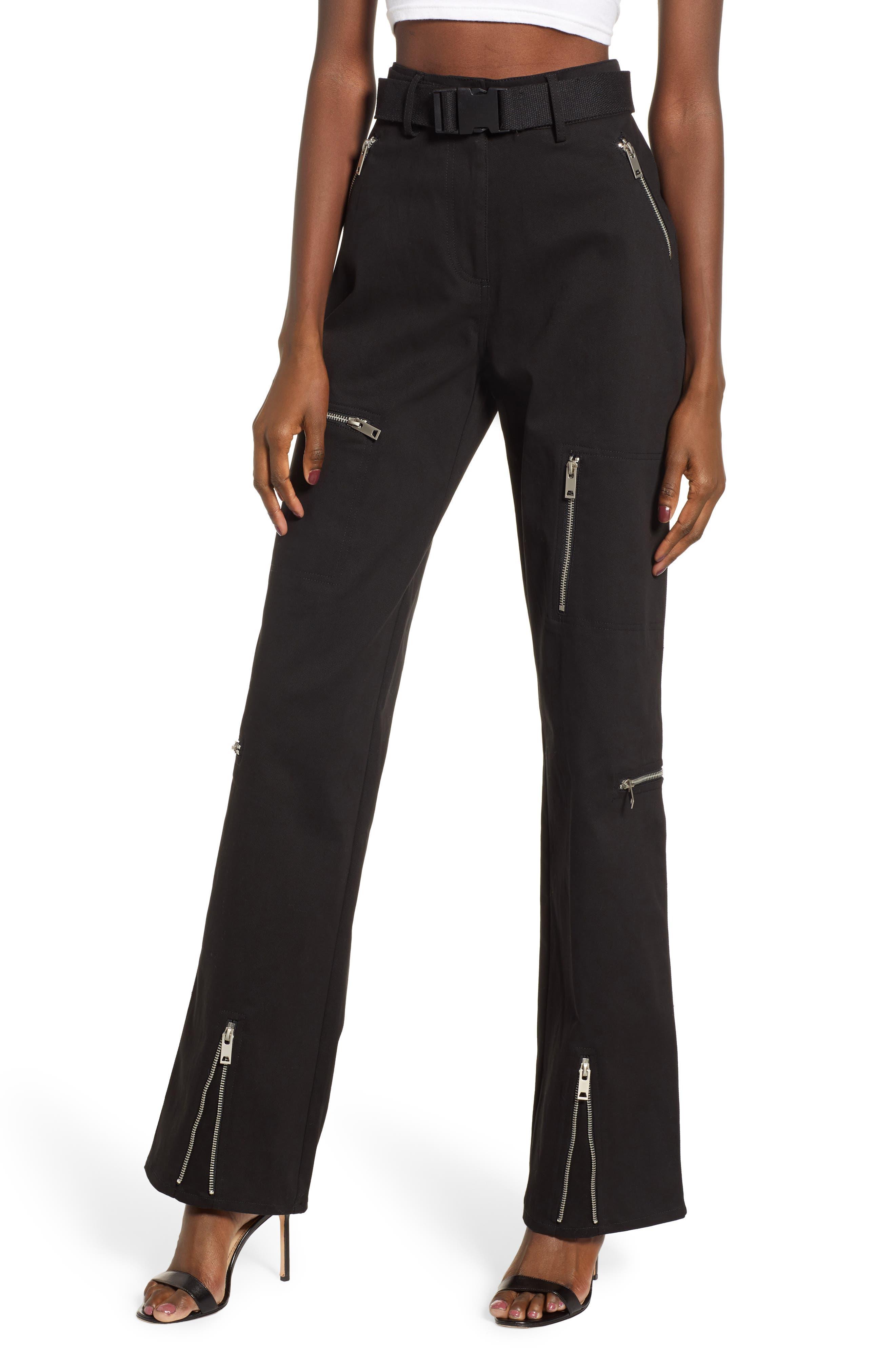 I.AM.GIA I.Am. Gia Elevara Pants in Black
