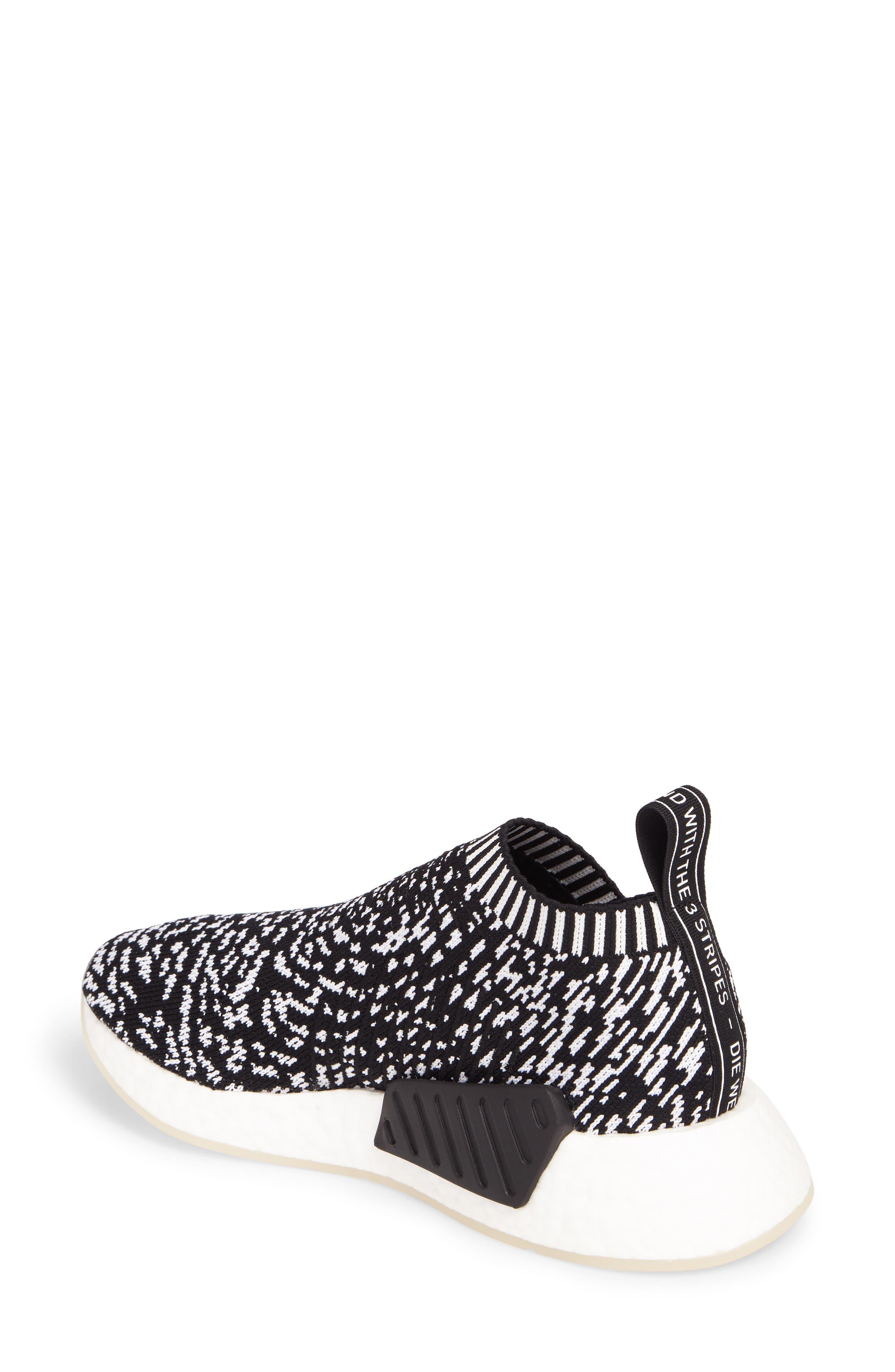 NMD_CS2 Primeknit Sneaker,                             Alternate thumbnail 2, color,                             001